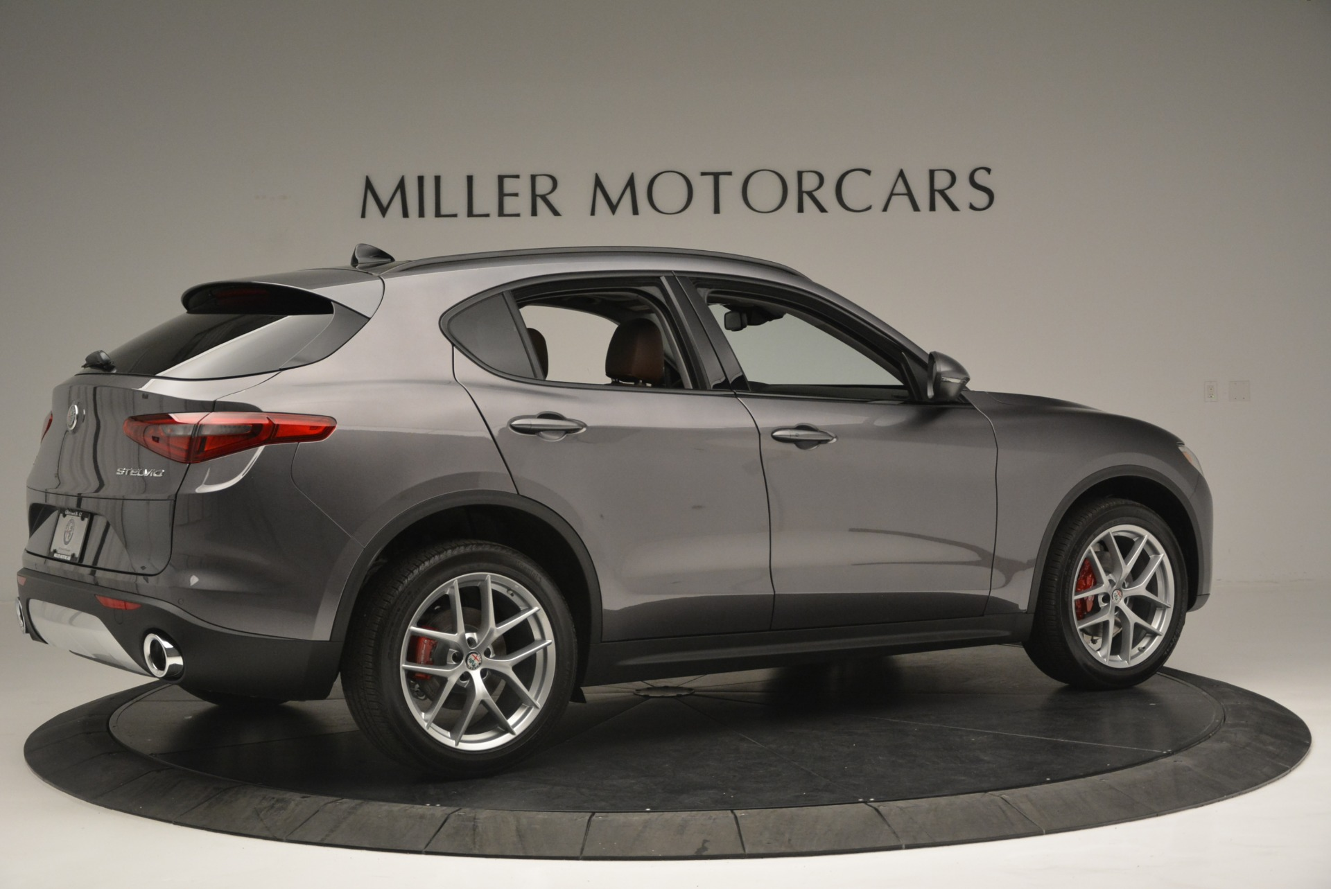 New 2018 Alfa Romeo Stelvio Sport Q4 For Sale In Westport, CT 1837_p8