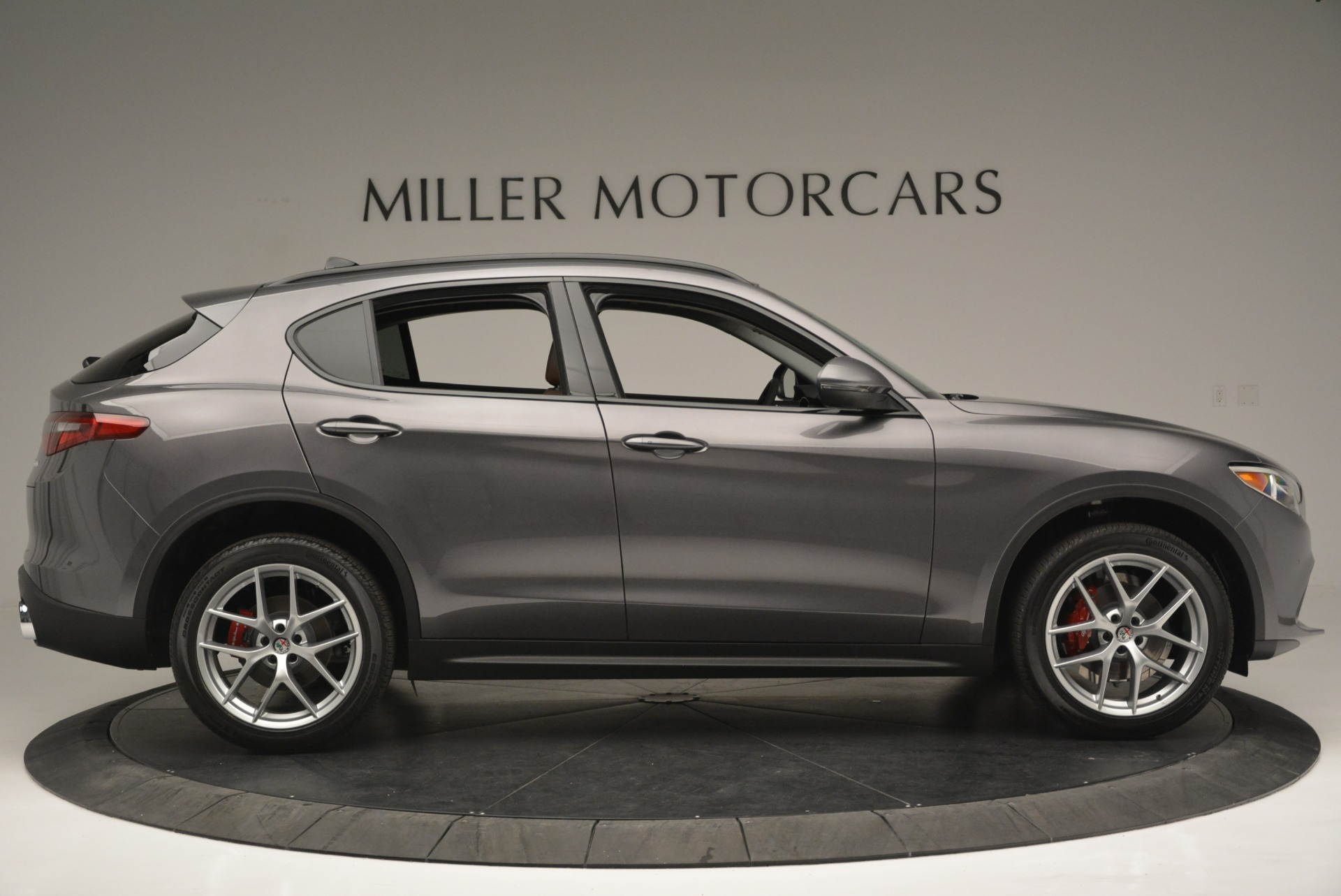 New 2018 Alfa Romeo Stelvio Sport Q4 For Sale In Westport, CT 1837_p9