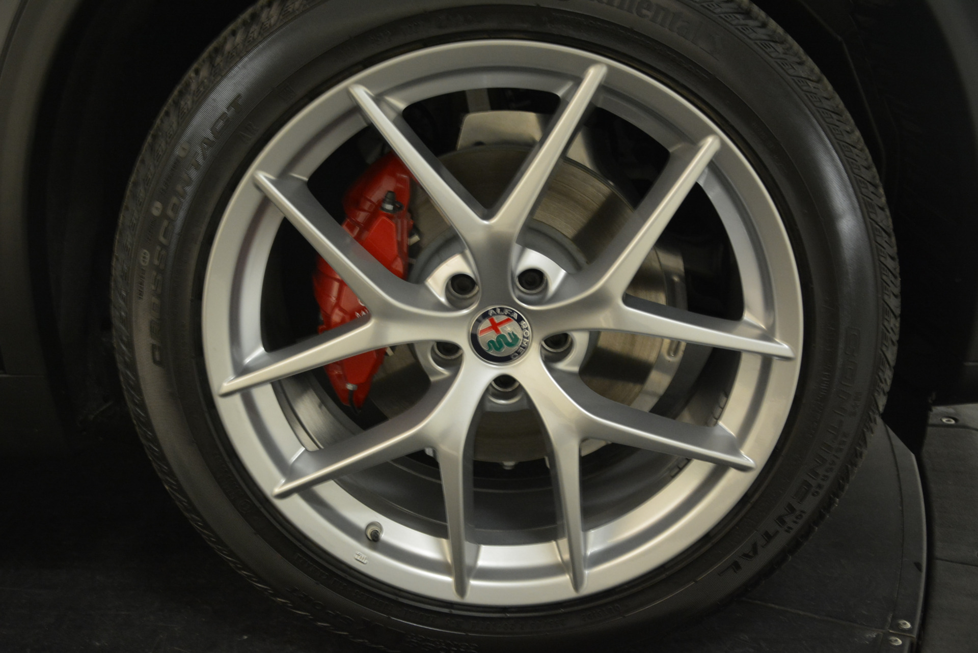 New 2018 Alfa Romeo Stelvio Sport Q4 For Sale In Westport, CT 1838_p25