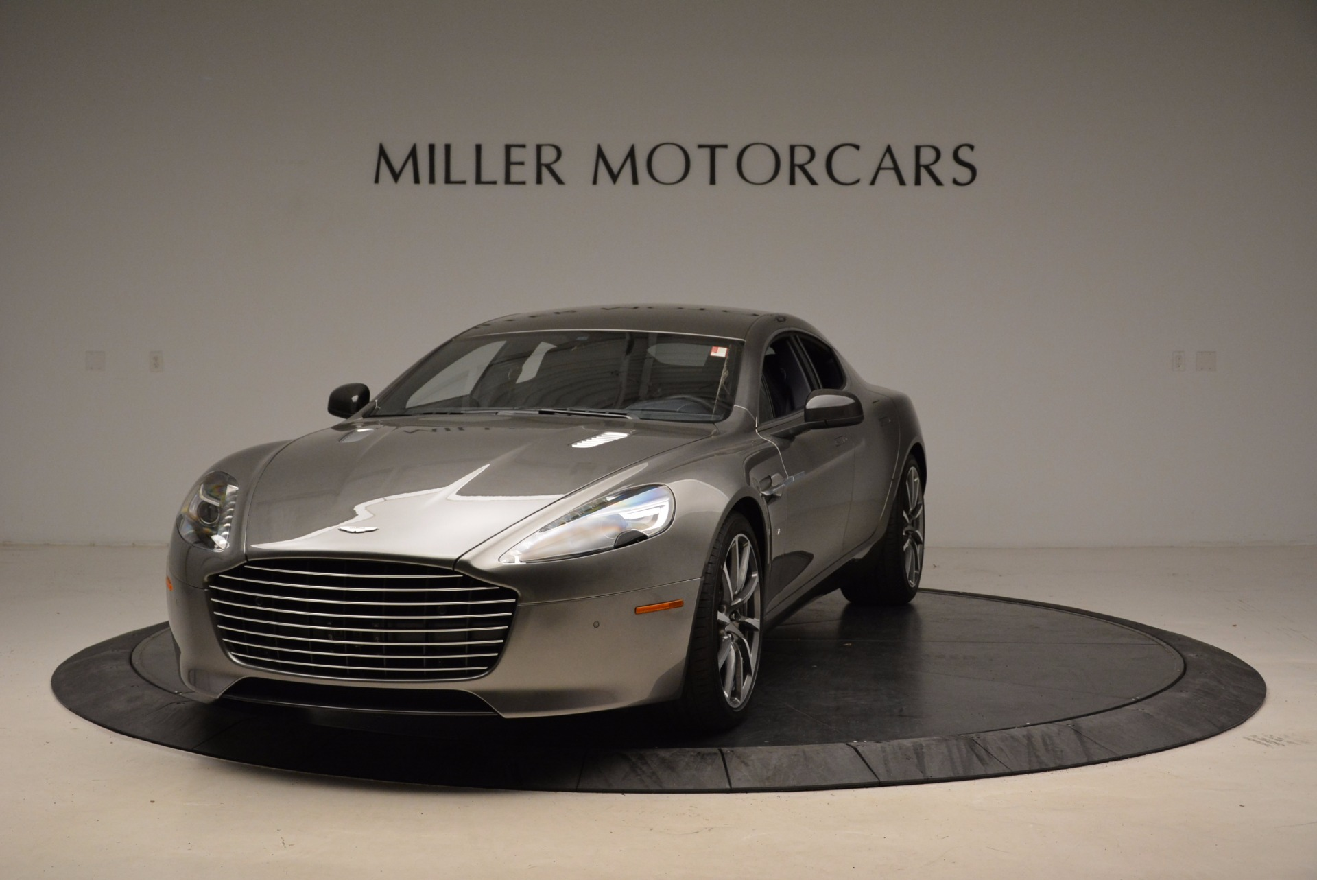 Used 2017 Aston Martin Rapide S Sedan For Sale In Westport, CT 1843_p2
