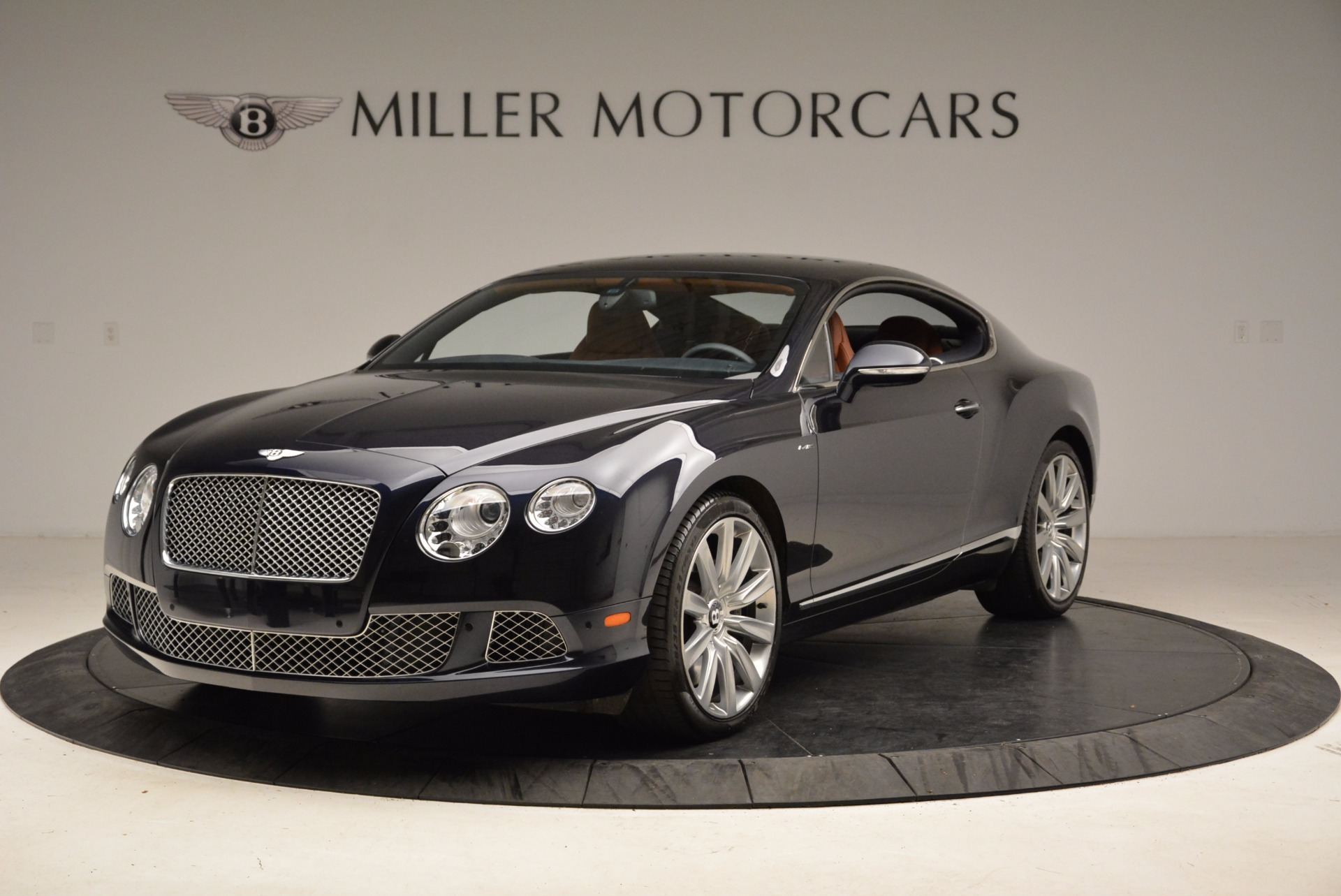 Used 2014 Bentley Continental GT W12 For Sale In Westport, CT