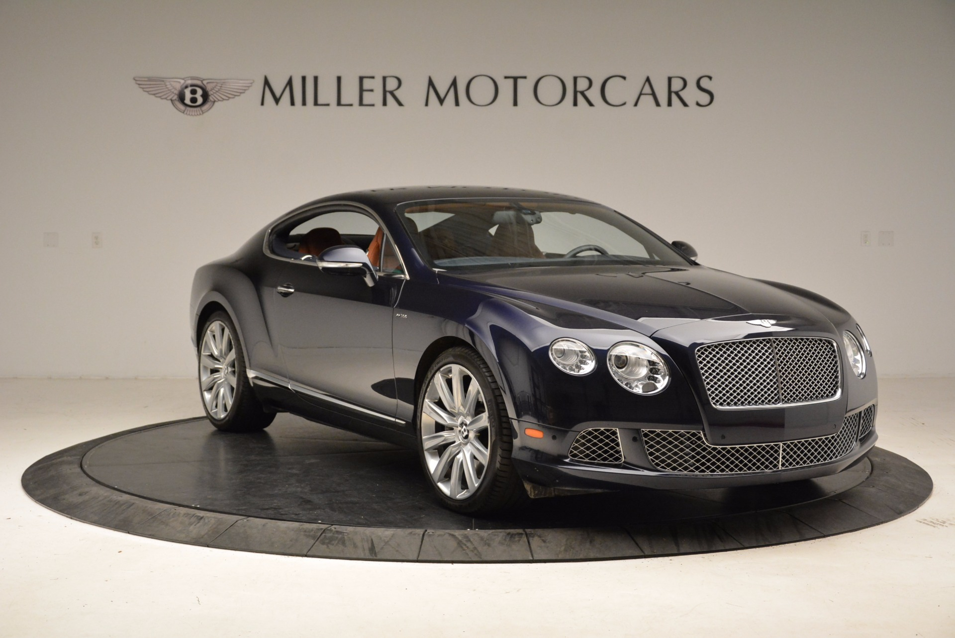 Used 2014 Bentley Continental GT W12 For Sale In Westport, CT 1845_p11