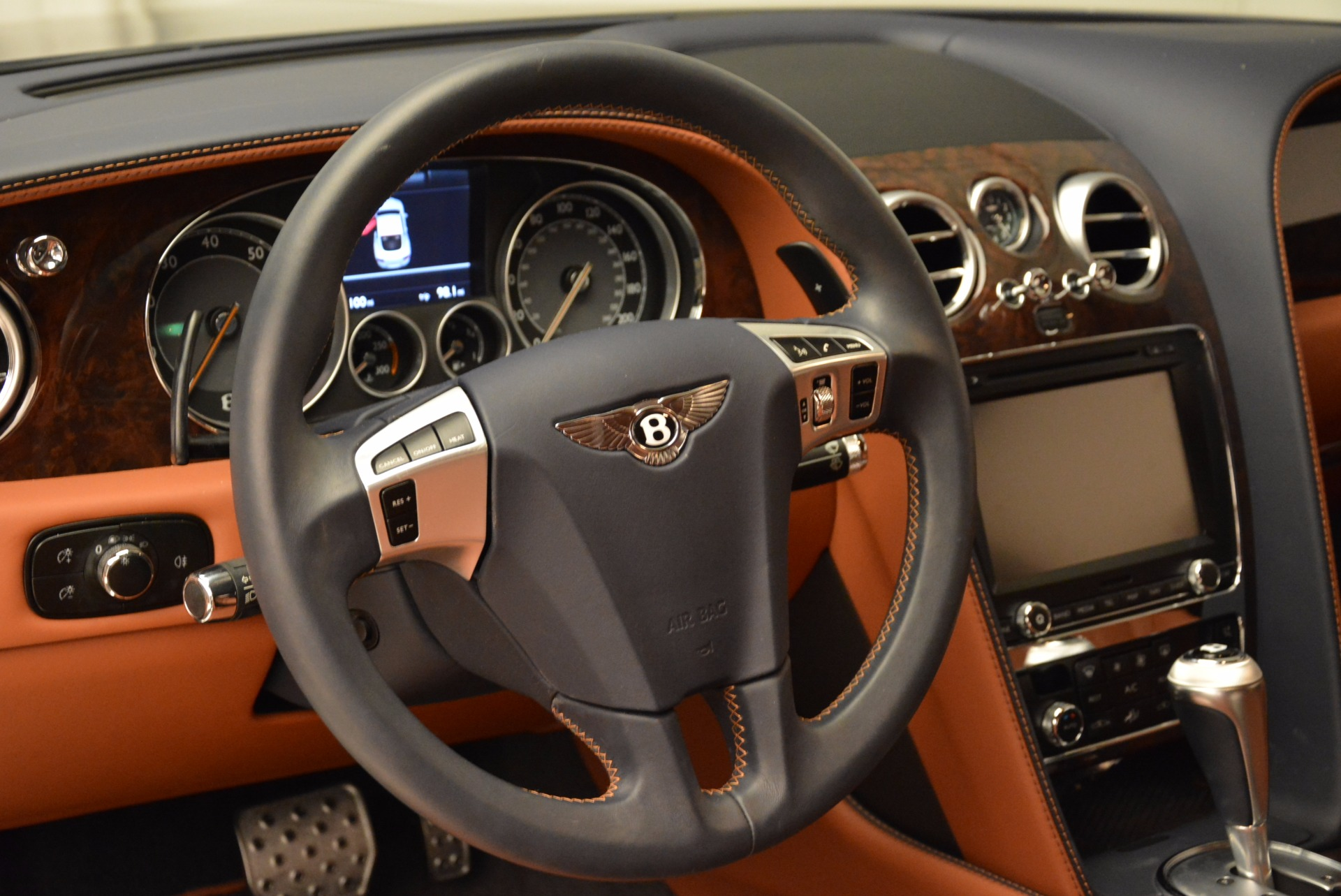 Used 2014 Bentley Continental GT W12 For Sale In Westport, CT 1845_p25