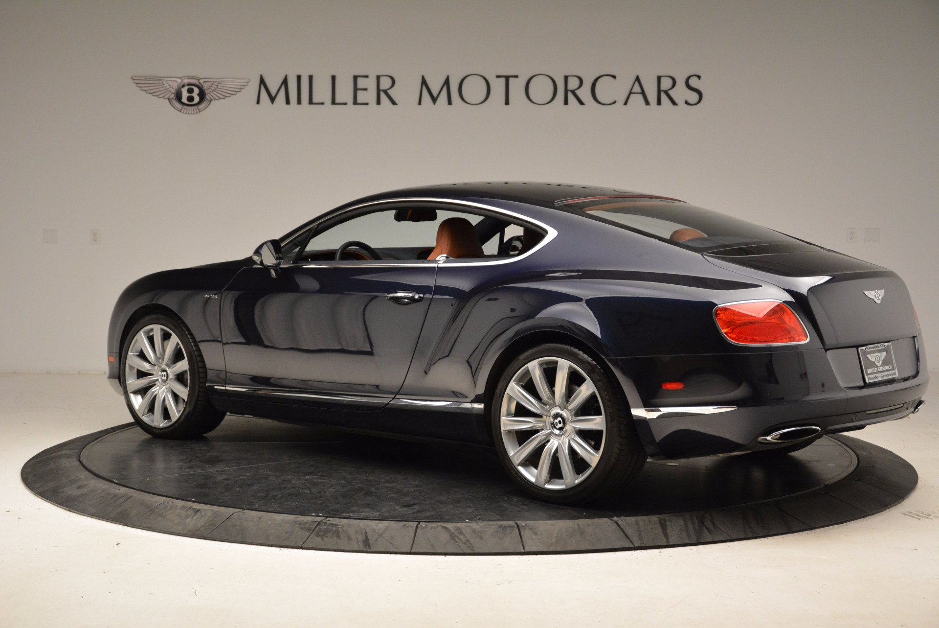 Used 2014 Bentley Continental GT W12 For Sale In Westport, CT 1845_p4