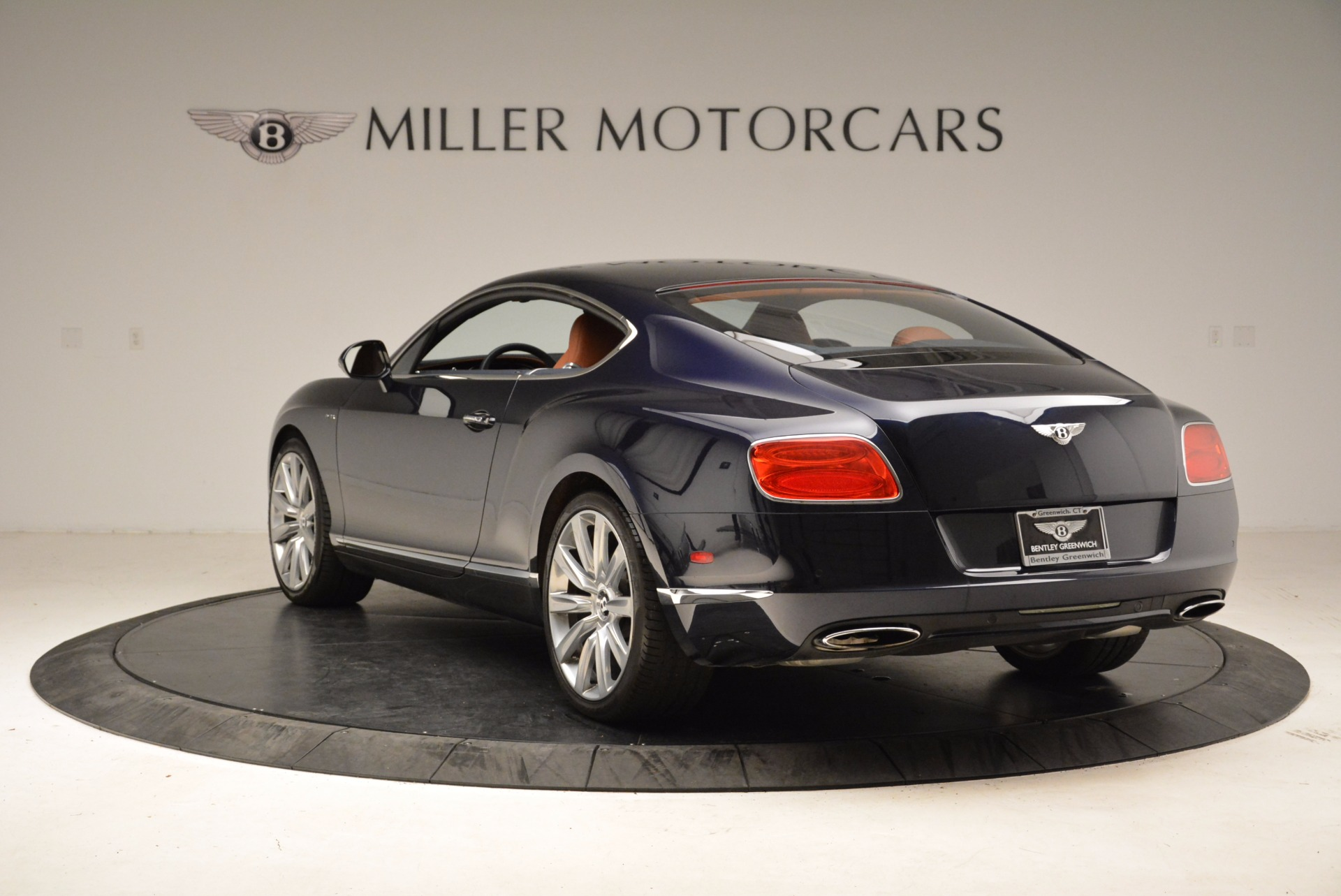 Used 2014 Bentley Continental GT W12 For Sale In Westport, CT 1845_p5
