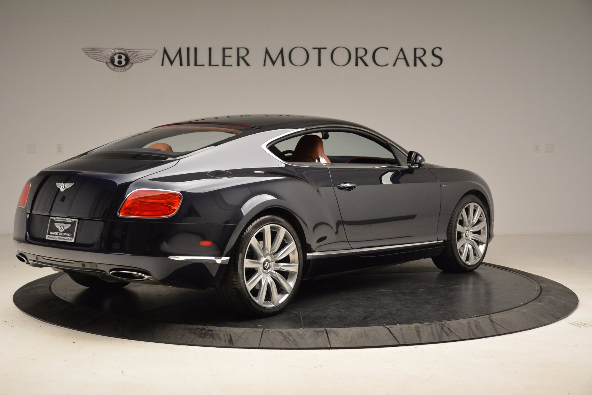 Used 2014 Bentley Continental GT W12 For Sale In Westport, CT 1845_p8
