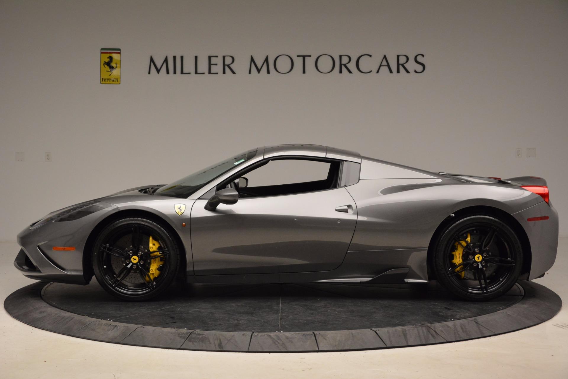 Used 2015 Ferrari 458 Speciale Aperta  For Sale In Westport, CT 1847_p15