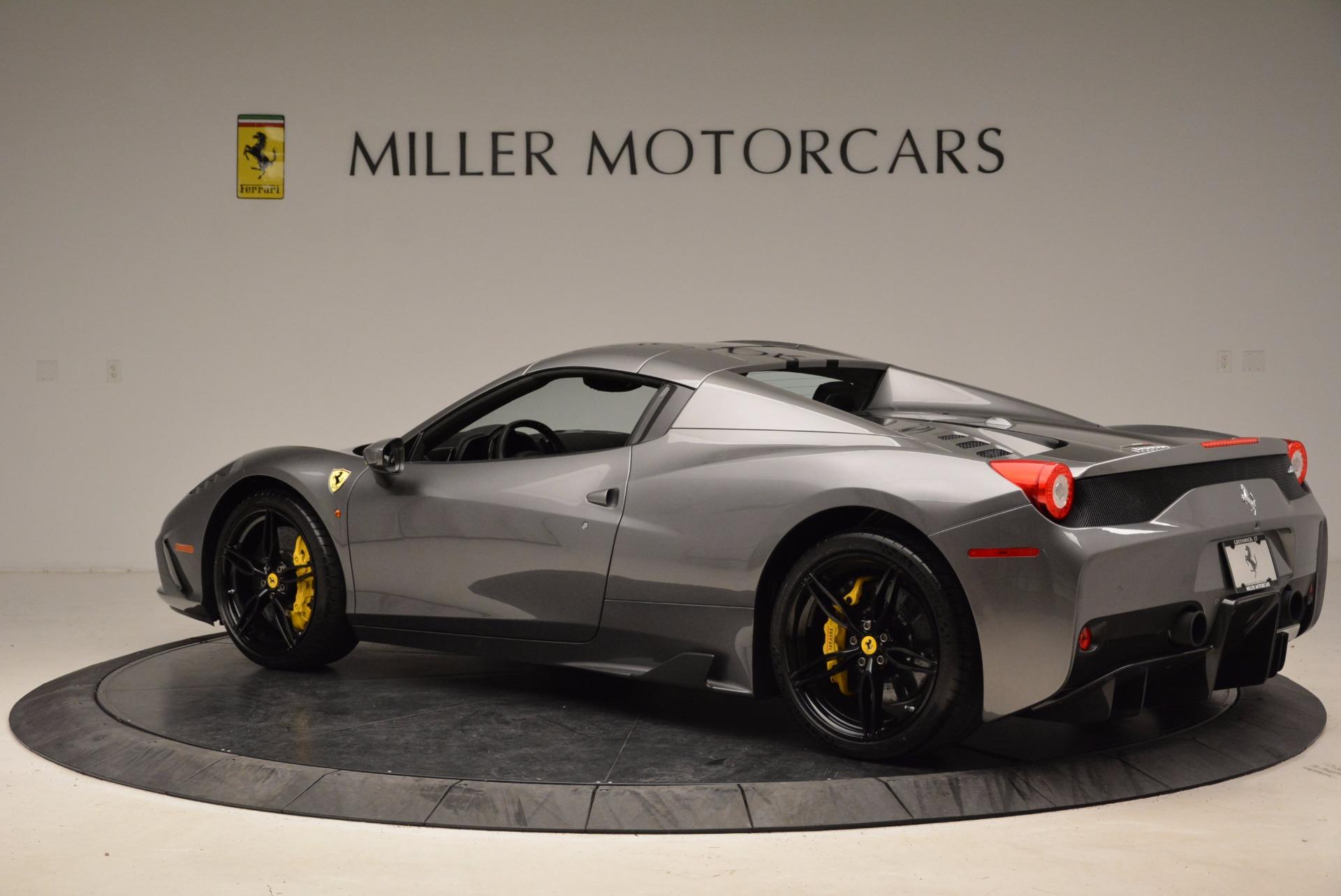 Used 2015 Ferrari 458 Speciale Aperta  For Sale In Westport, CT 1847_p16