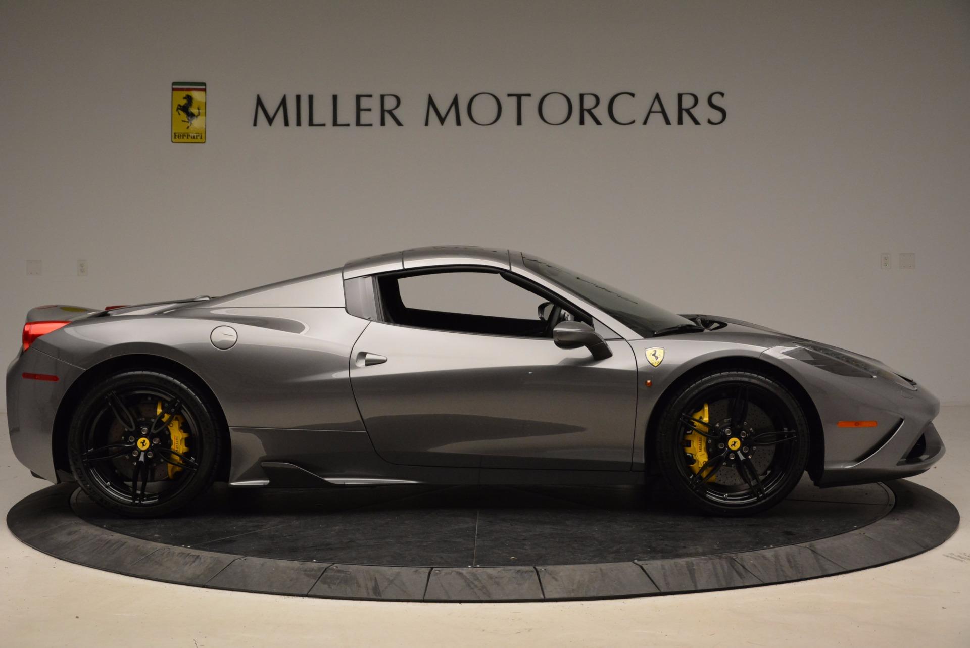 Used 2015 Ferrari 458 Speciale Aperta  For Sale In Westport, CT 1847_p21