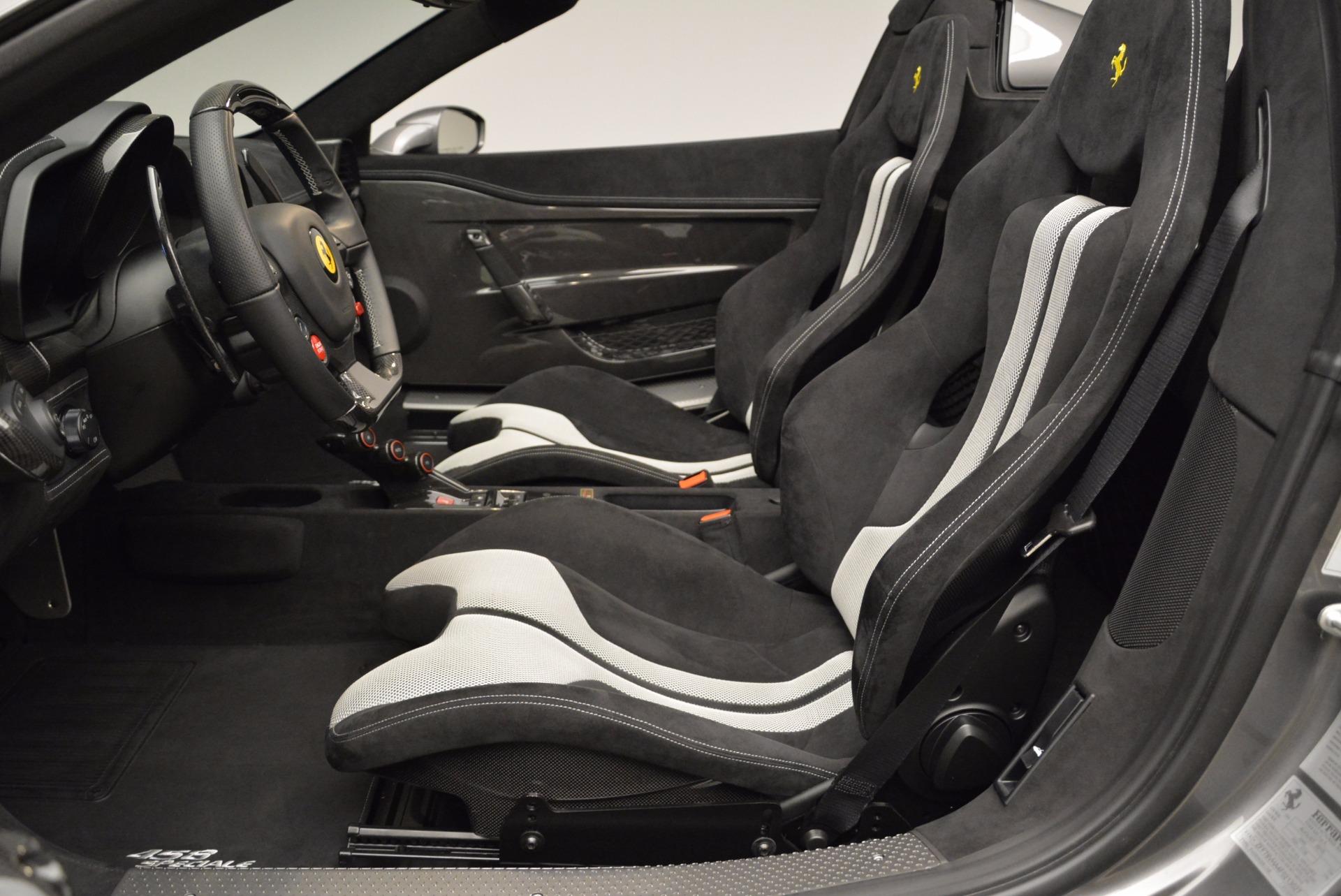 Used 2015 Ferrari 458 Speciale Aperta  For Sale In Westport, CT 1847_p28