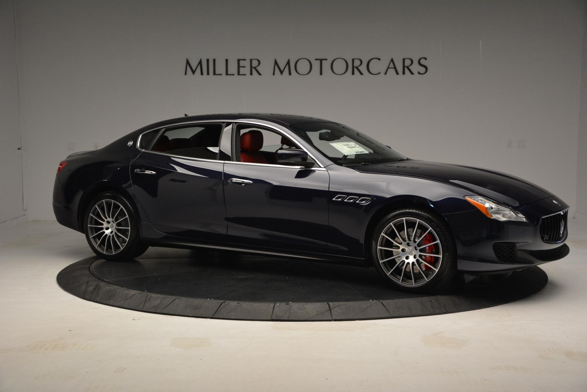 New 2016 Maserati Quattroporte S Q4  *******      DEALER'S  DEMO For Sale In Westport, CT 185_p11