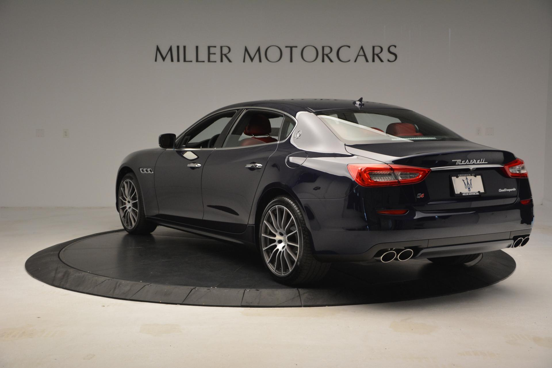 New 2016 Maserati Quattroporte S Q4  *******      DEALER'S  DEMO For Sale In Westport, CT 185_p6