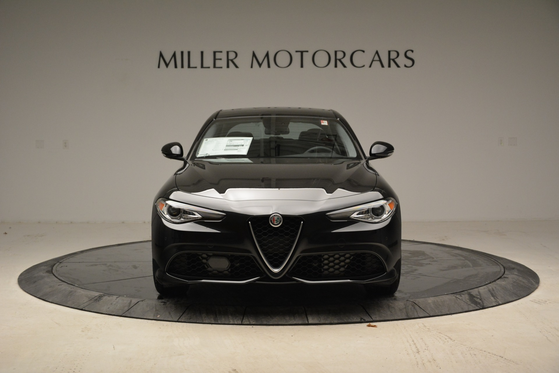New 2018 Alfa Romeo Giulia Ti Sport Q4 For Sale In Westport, CT 1852_p12