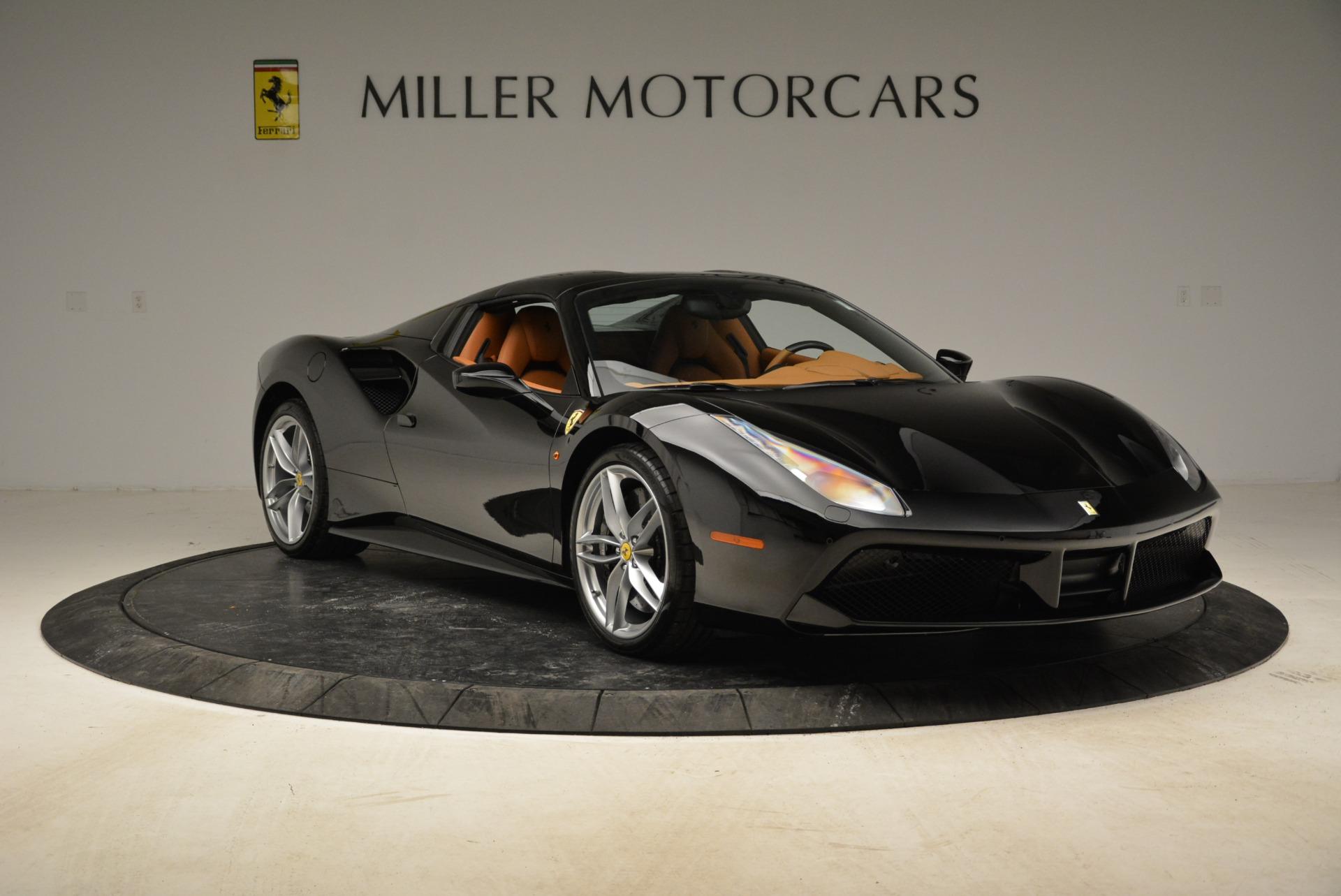 Used 2017 Ferrari 488 Spider  For Sale In Westport, CT 1853_p34