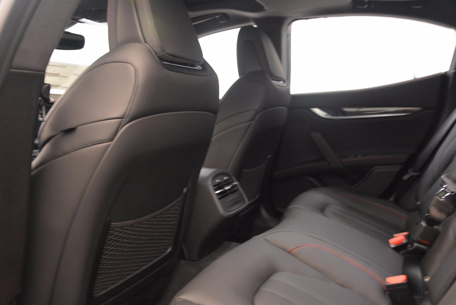 New 2018 Maserati Ghibli S Q4 Gransport For Sale In Westport, CT 1855_p21