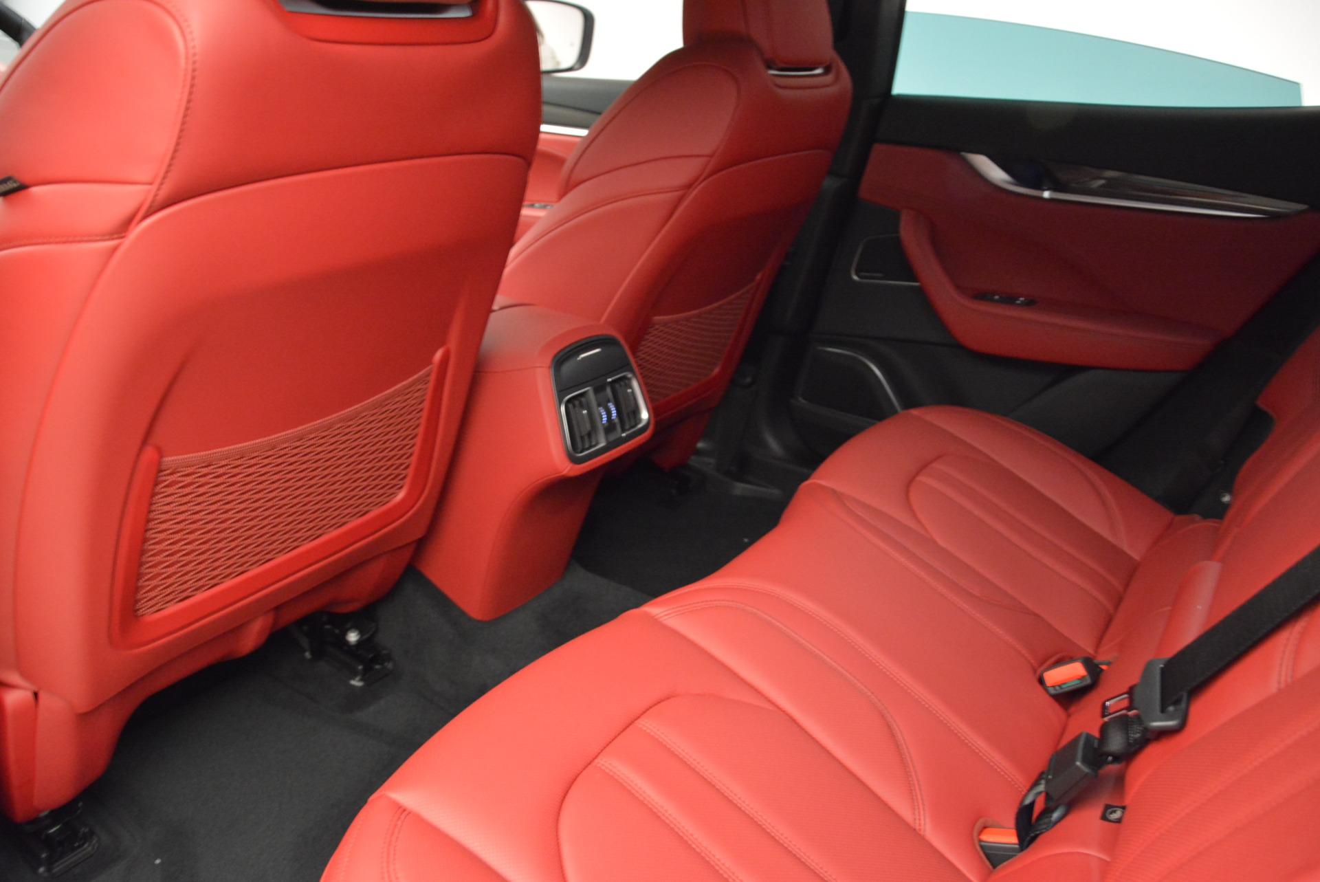 New 2018 Maserati Levante S Q4 GranSport For Sale In Westport, CT 1857_p22