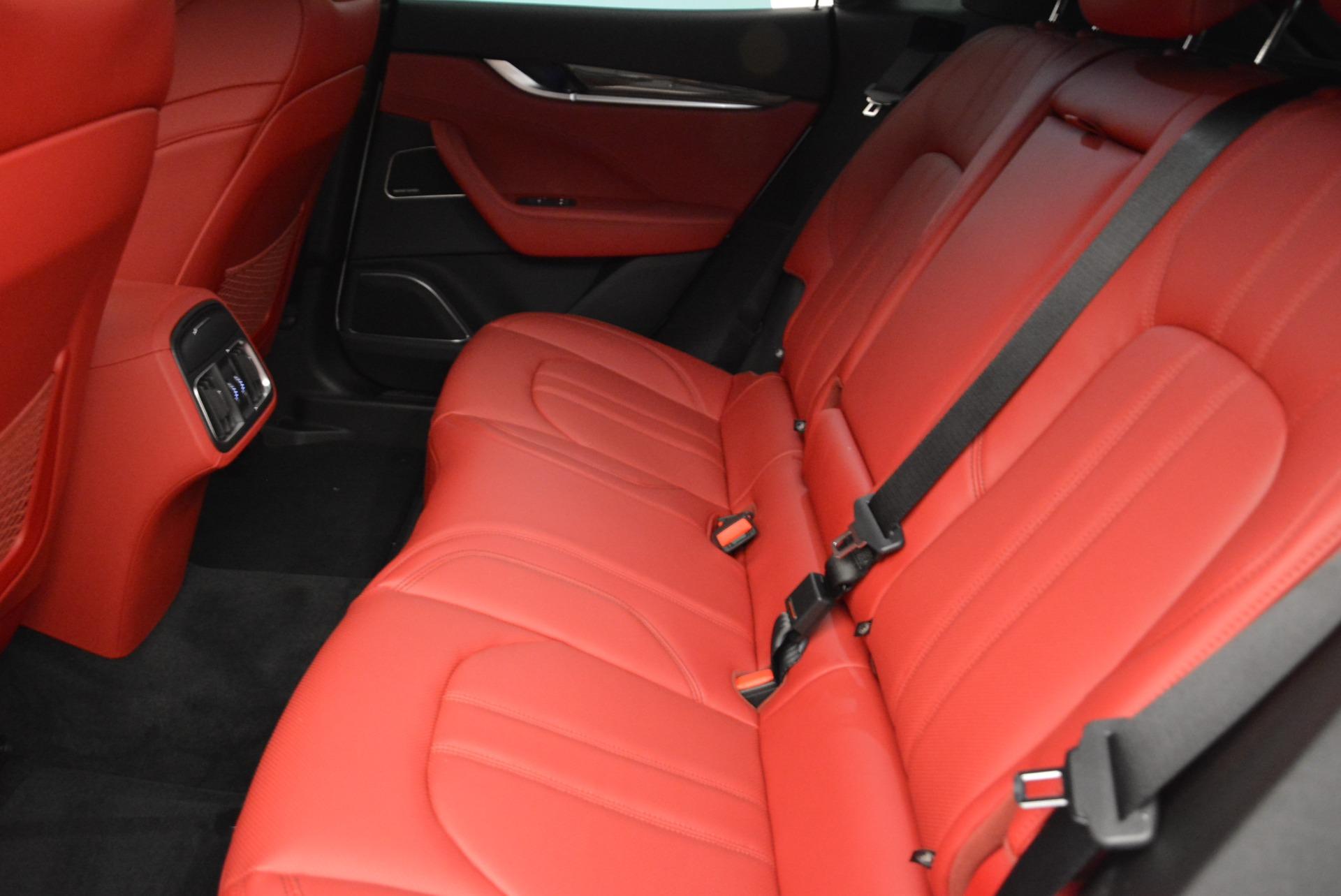 New 2018 Maserati Levante S Q4 GranSport For Sale In Westport, CT 1857_p23