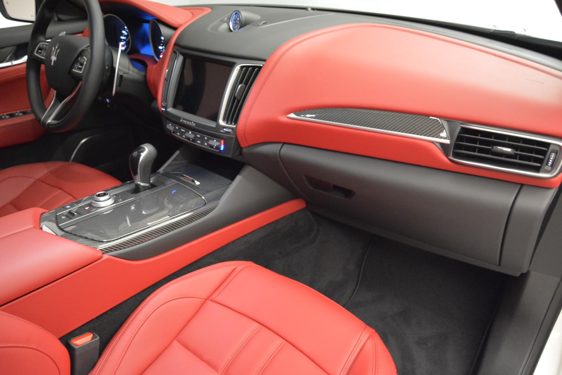 New 2018 Maserati Levante S Q4 GranSport For Sale In Westport, CT 1857_p25