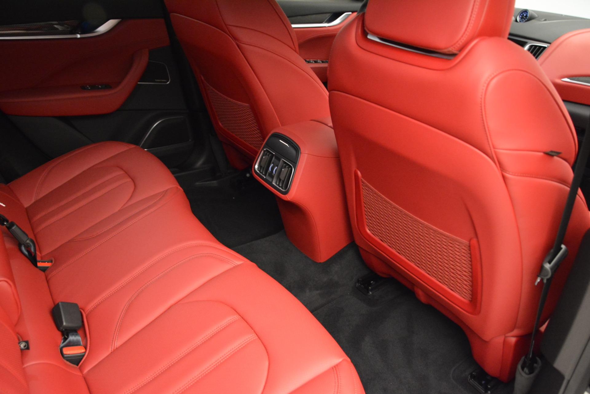 New 2018 Maserati Levante S Q4 GranSport For Sale In Westport, CT 1857_p28
