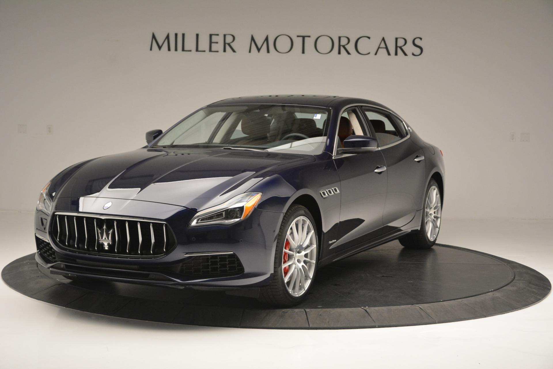 New 2018 Maserati Quattroporte S Q4 GranLusso For Sale In Westport, CT 1859_main