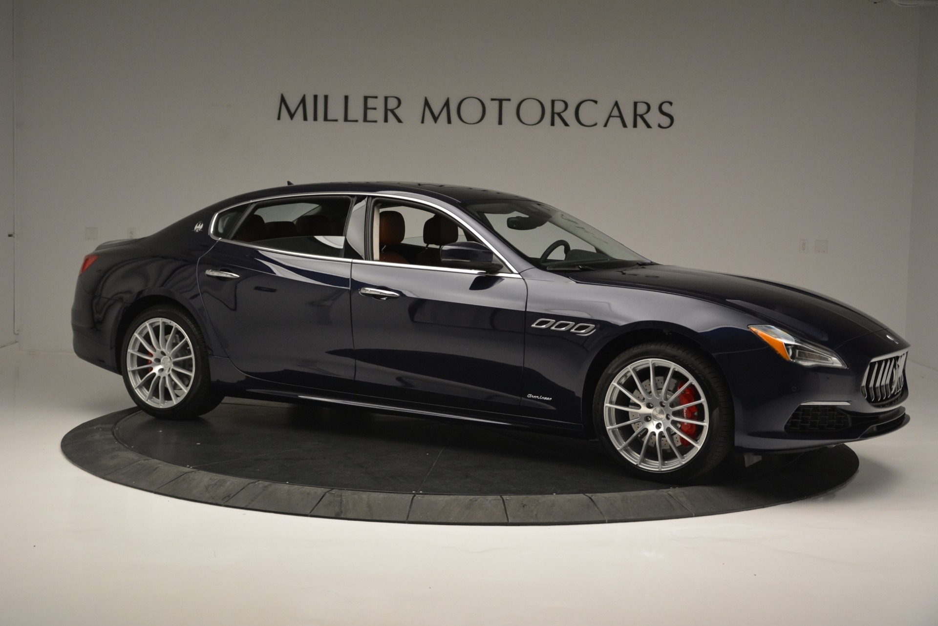 New 2018 Maserati Quattroporte S Q4 GranLusso For Sale In Westport, CT 1859_p11