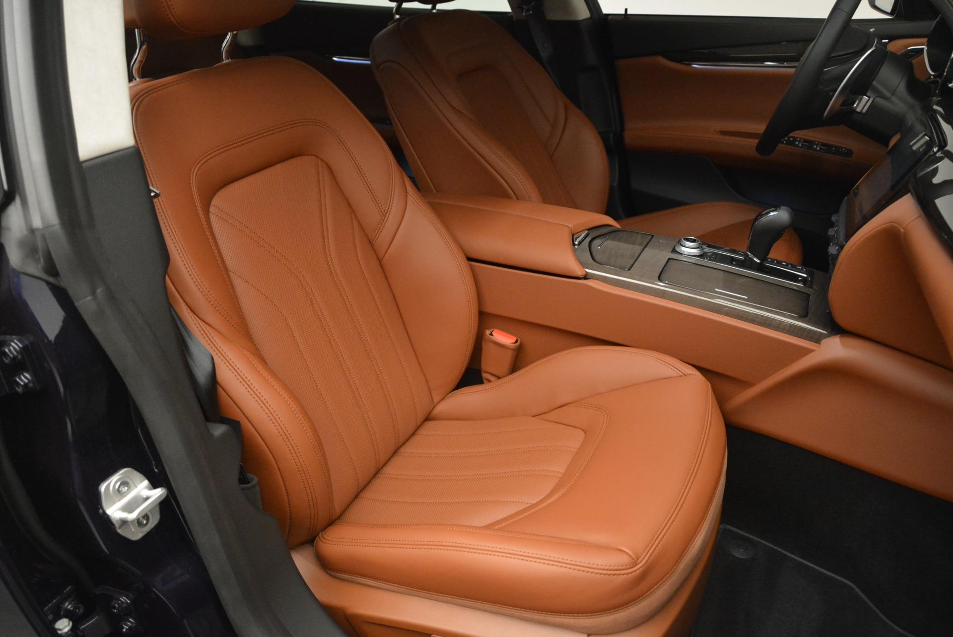 New 2018 Maserati Quattroporte S Q4 GranLusso For Sale In Westport, CT 1859_p22