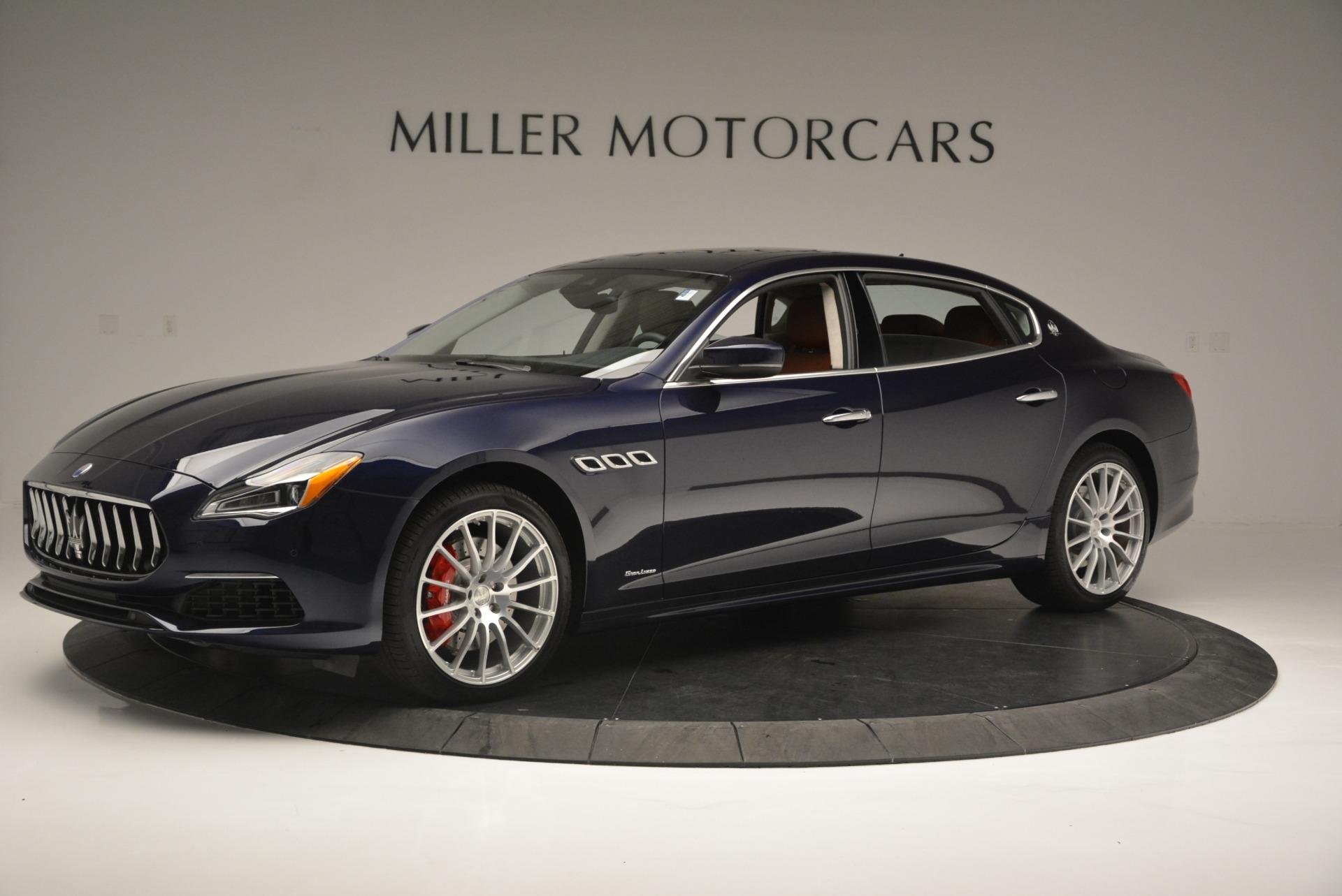 New 2018 Maserati Quattroporte S Q4 GranLusso For Sale In Westport, CT 1859_p2