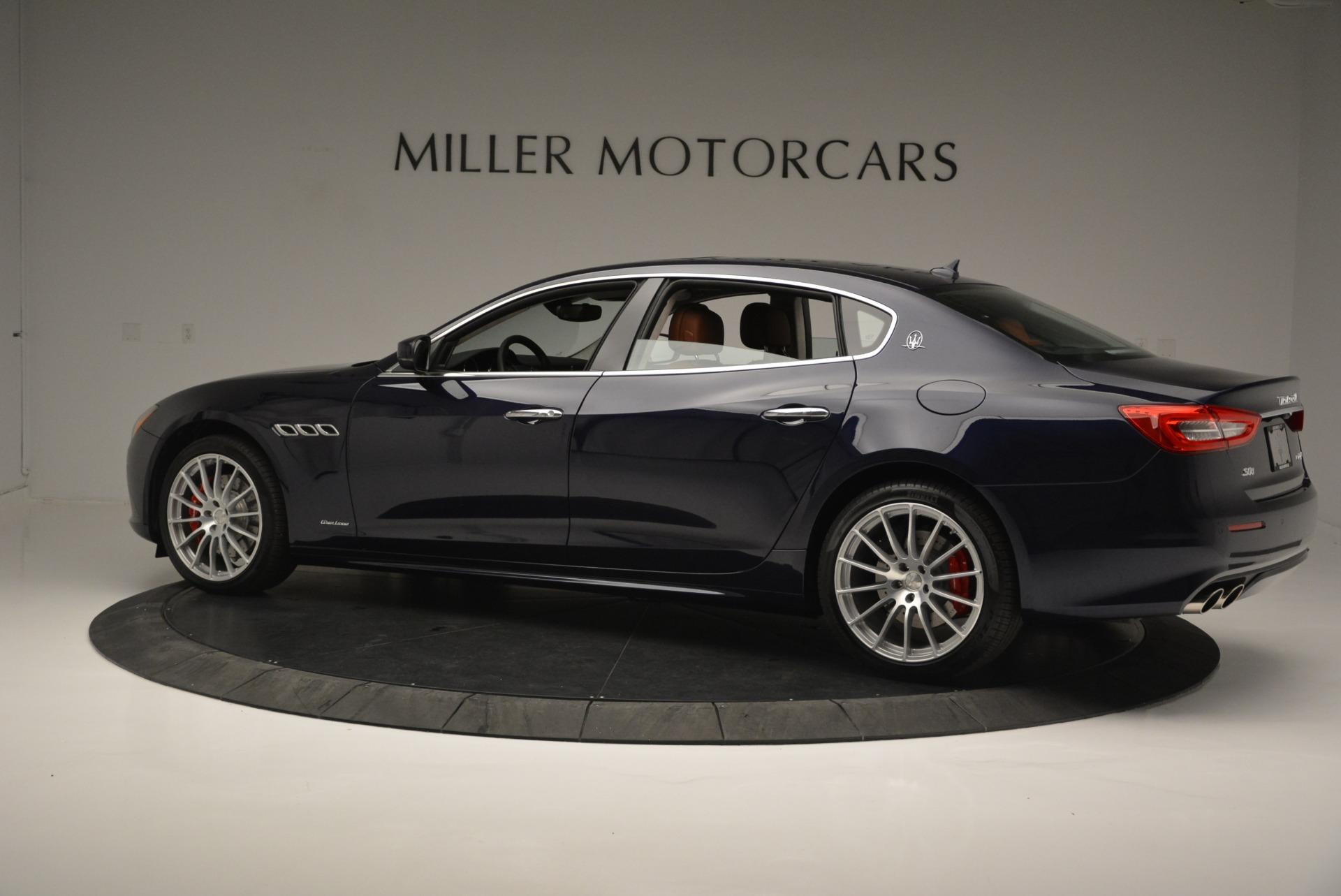 New 2018 Maserati Quattroporte S Q4 GranLusso For Sale In Westport, CT 1859_p4