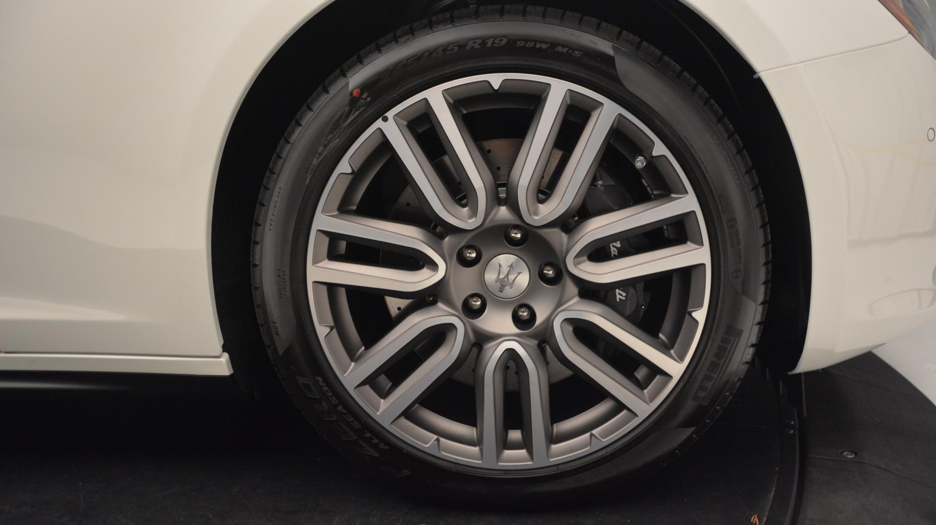Used 2016 Maserati Ghibli S Q4 For Sale In Westport, CT 186_p26