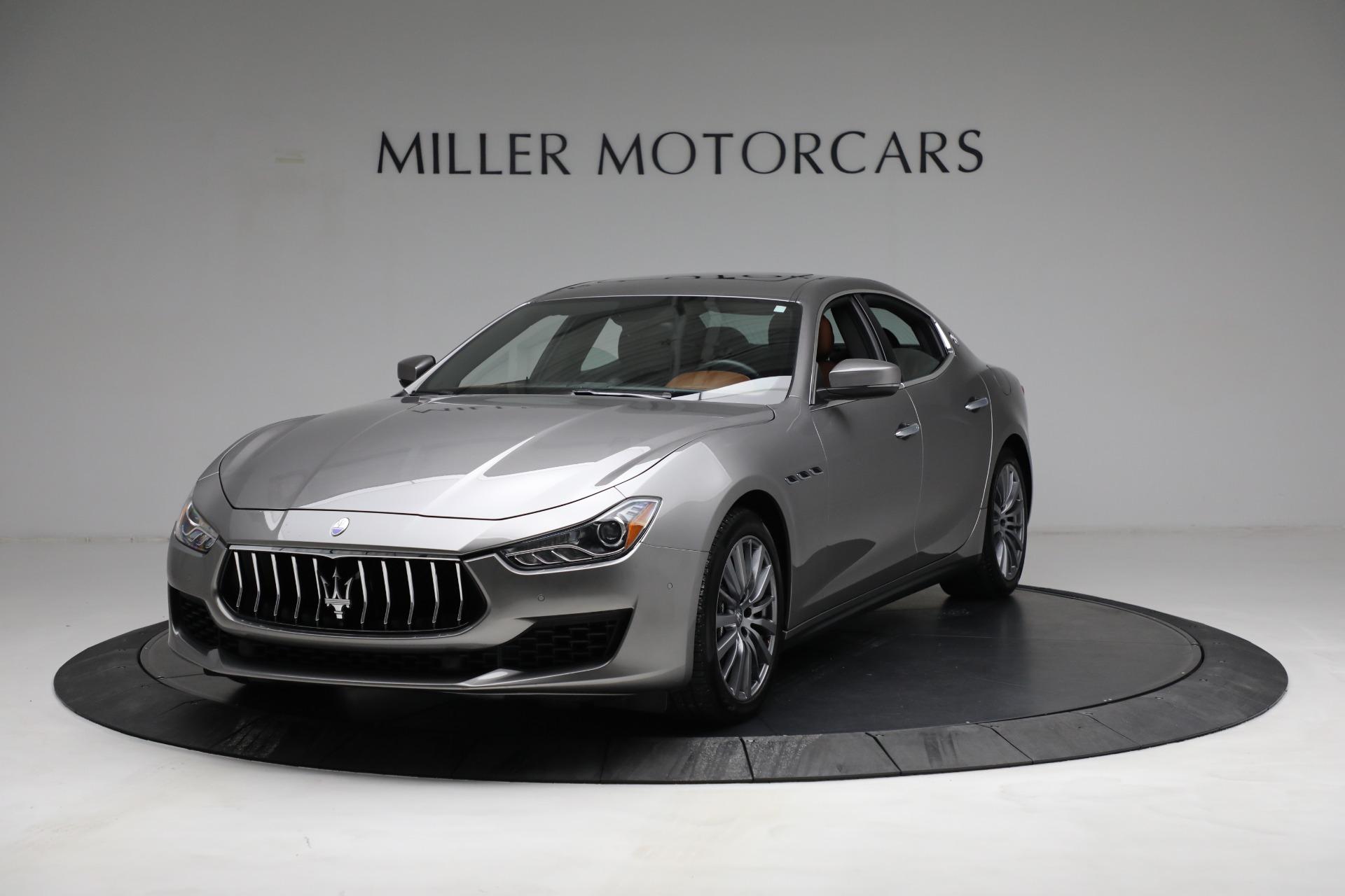 New 2018 Maserati Ghibli S Q4 For Sale In Westport, CT 1861_main