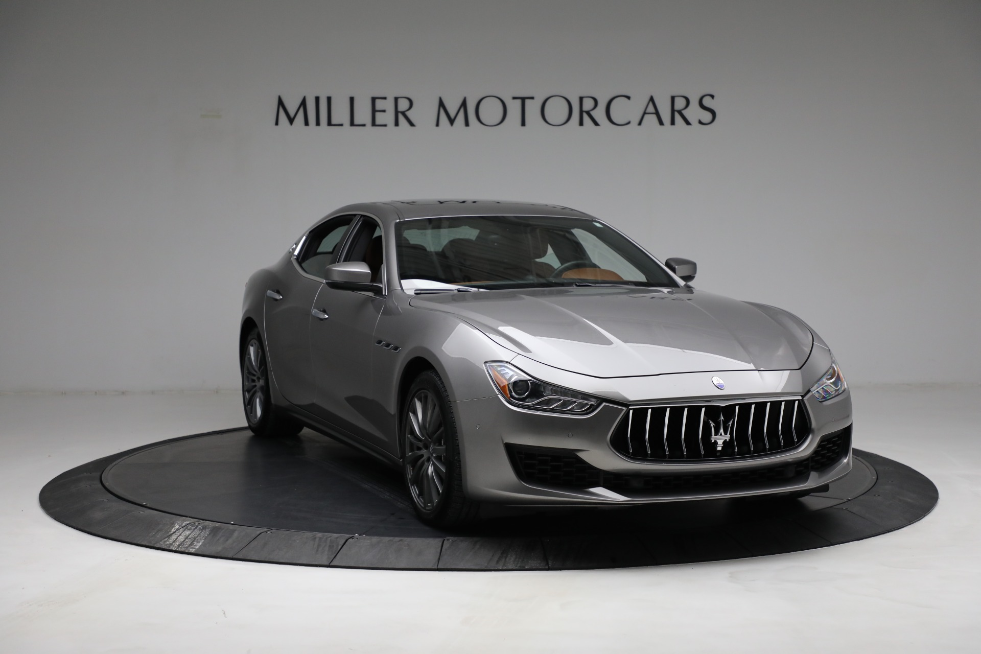 New 2018 Maserati Ghibli S Q4 For Sale In Westport, CT 1861_p11