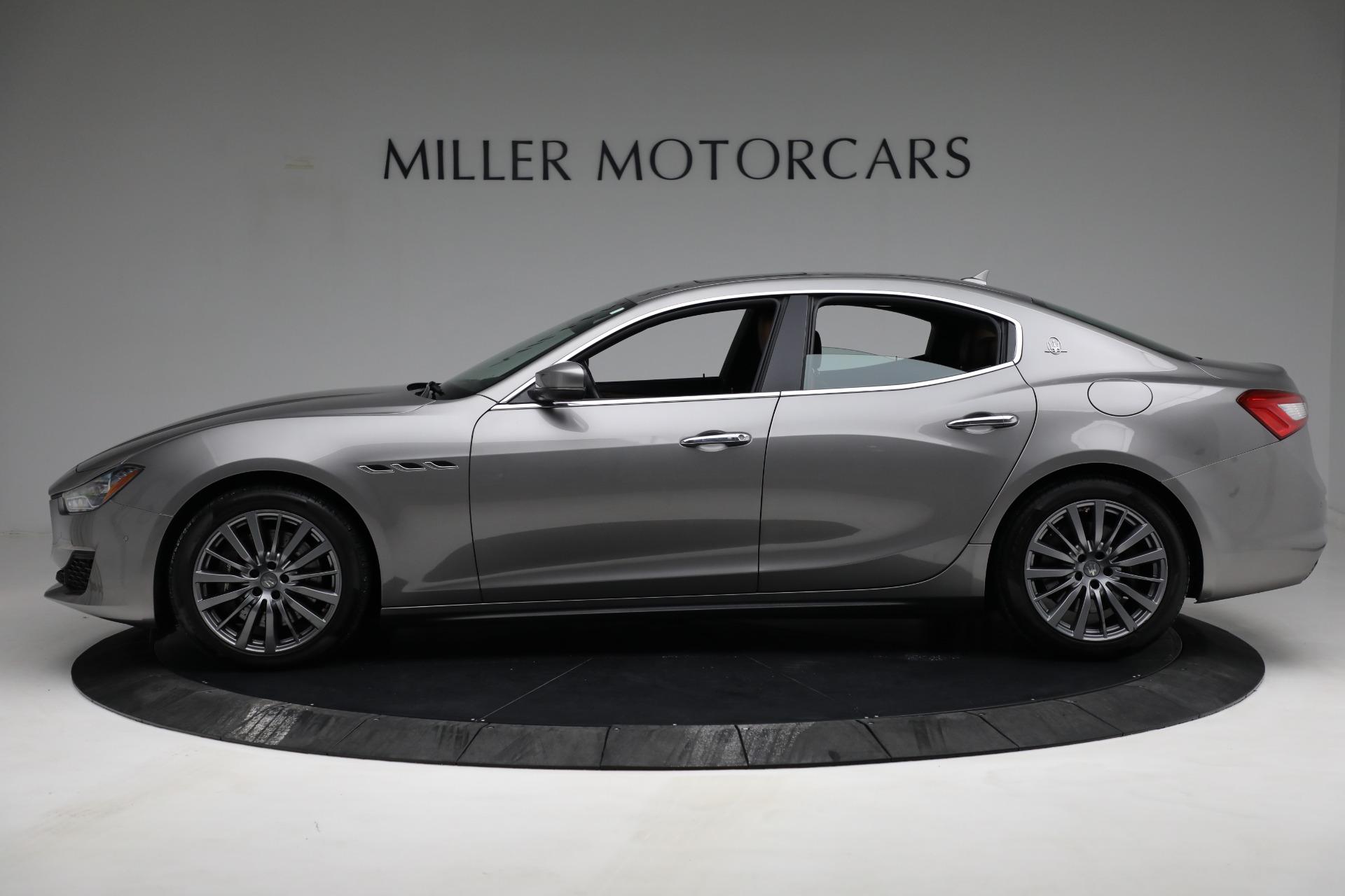 New 2018 Maserati Ghibli S Q4 For Sale In Westport, CT 1861_p3