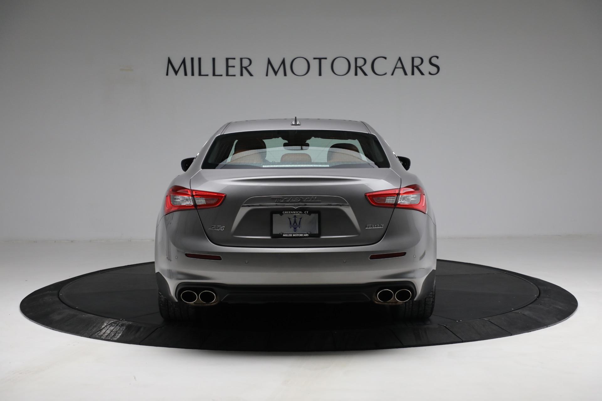 New 2018 Maserati Ghibli S Q4 For Sale In Westport, CT 1861_p6