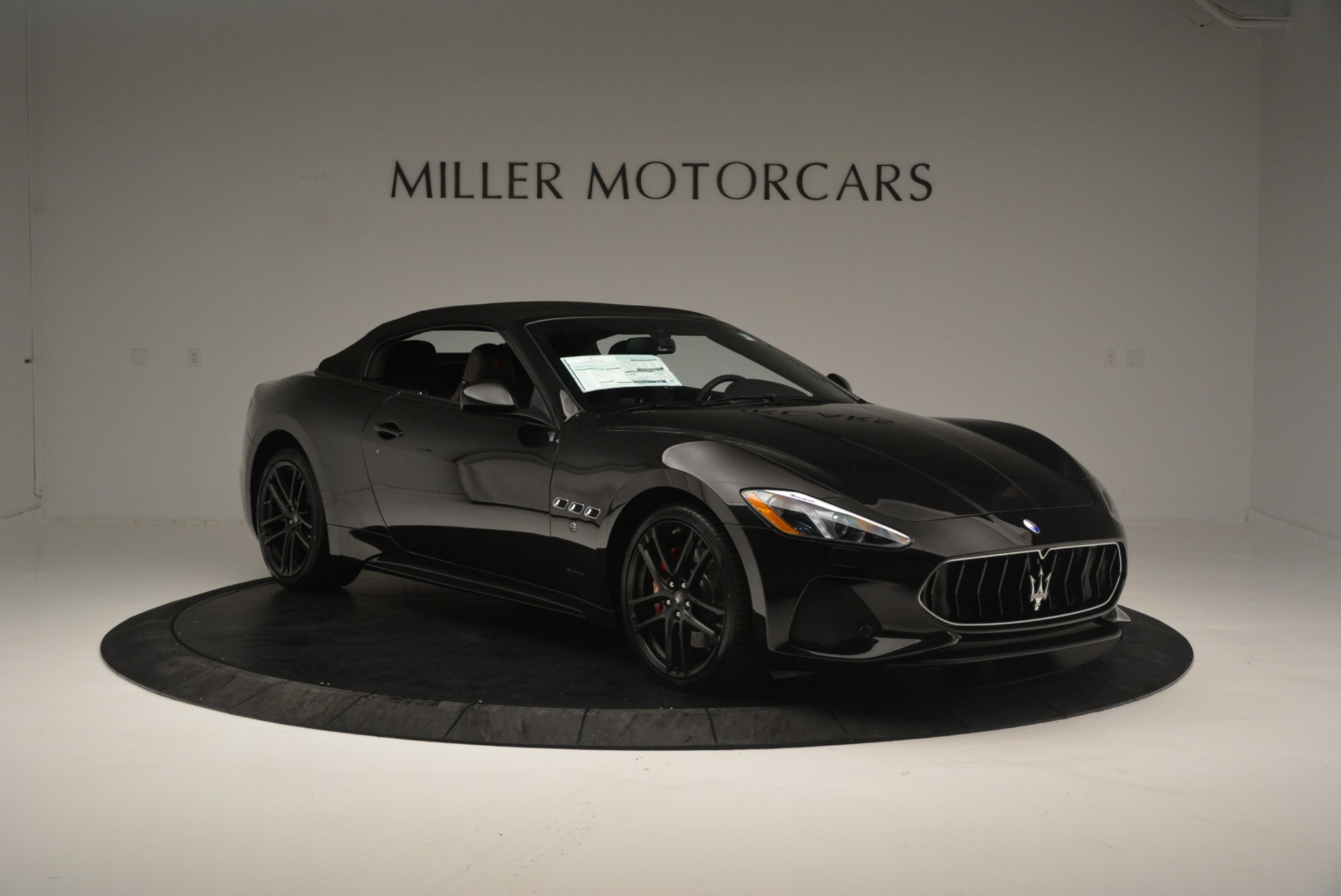 New 2018 Maserati GranTurismo Sport Convertible For Sale In Westport, CT 1863_p13