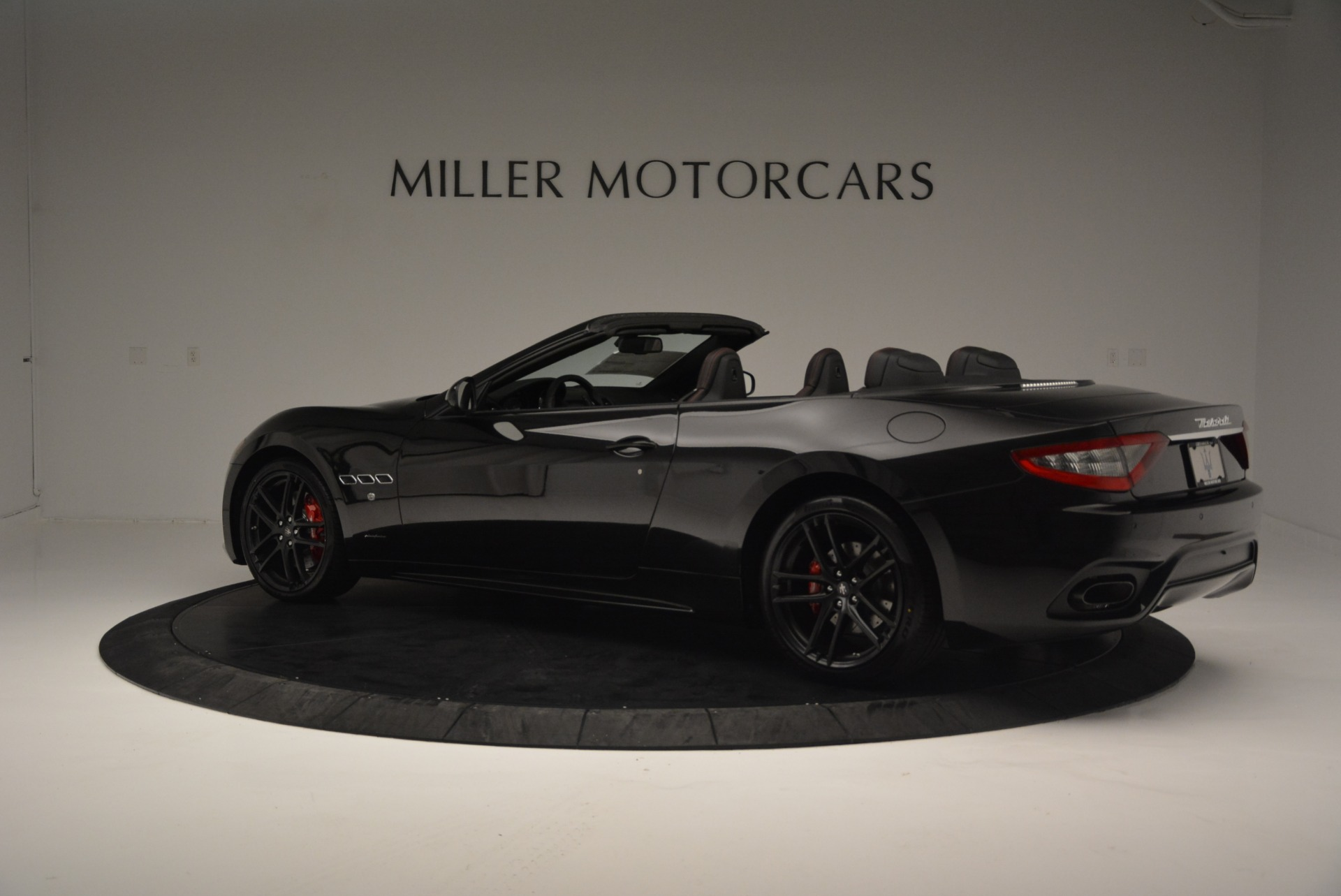 New 2018 Maserati GranTurismo Sport Convertible For Sale In Westport, CT 1863_p18