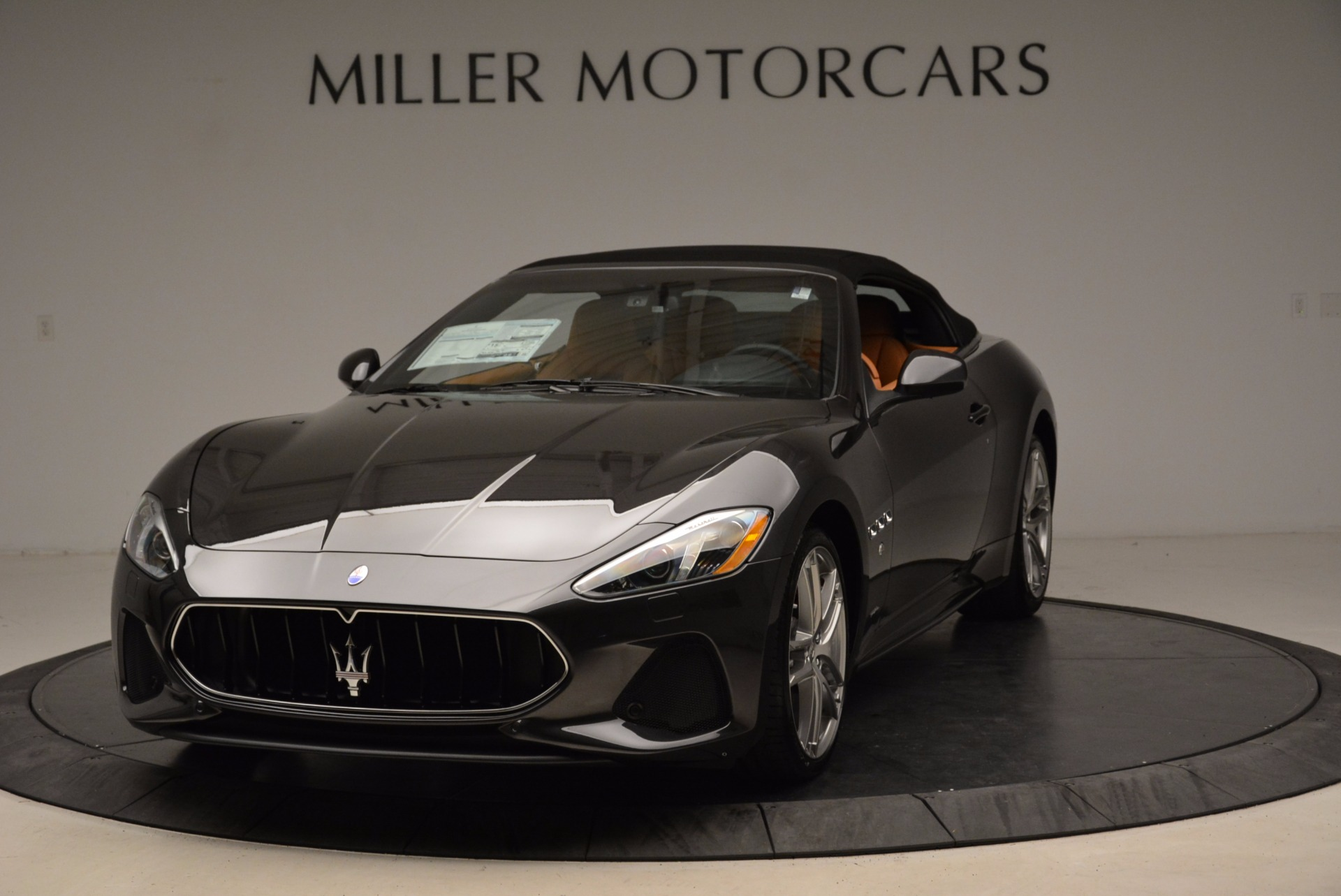New 2018 Maserati GranTurismo Sport Convertible For Sale In Westport, CT 1869_main