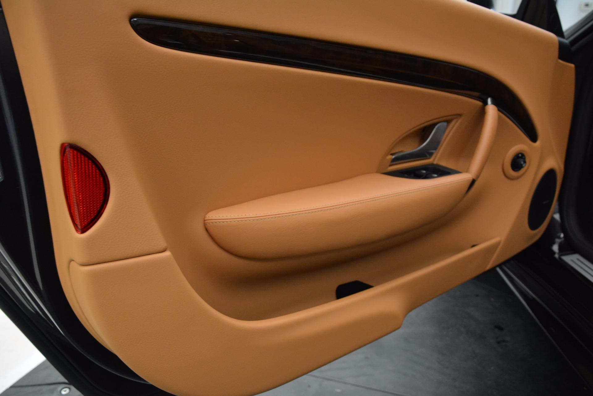 New 2018 Maserati GranTurismo Sport Convertible For Sale In Westport, CT 1869_p29