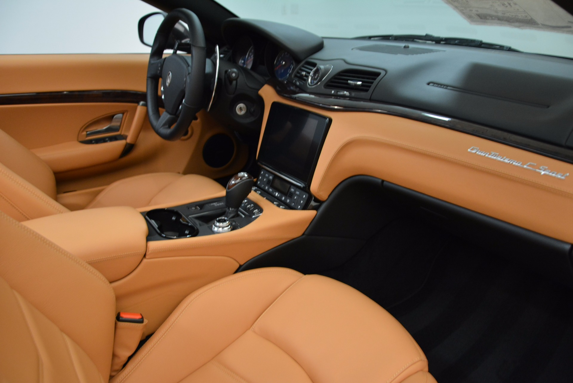 New 2018 Maserati GranTurismo Sport Convertible For Sale In Westport, CT 1869_p35