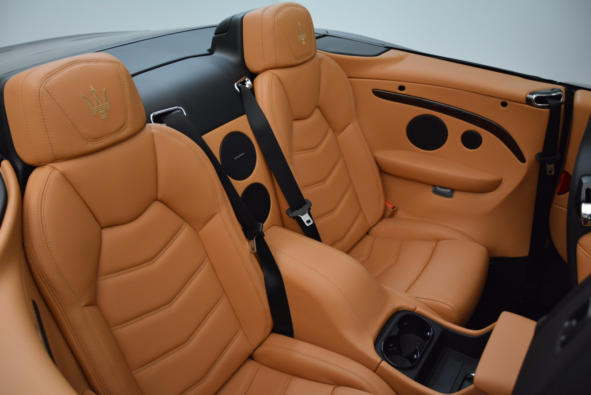 New 2018 Maserati GranTurismo Sport Convertible For Sale In Westport, CT 1869_p37