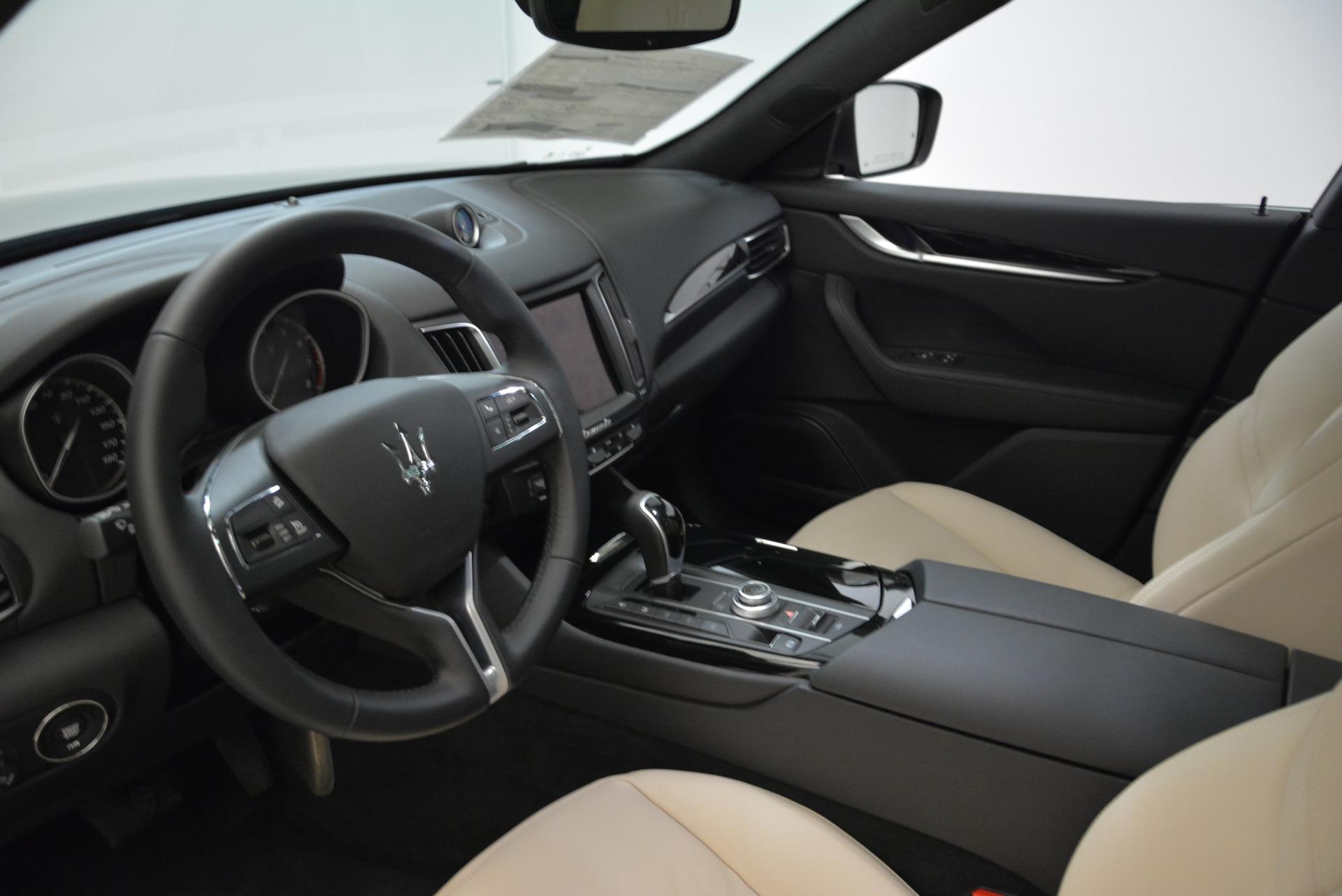 New 2017 Maserati Levante Q4 For Sale In Westport, CT 1872_p14