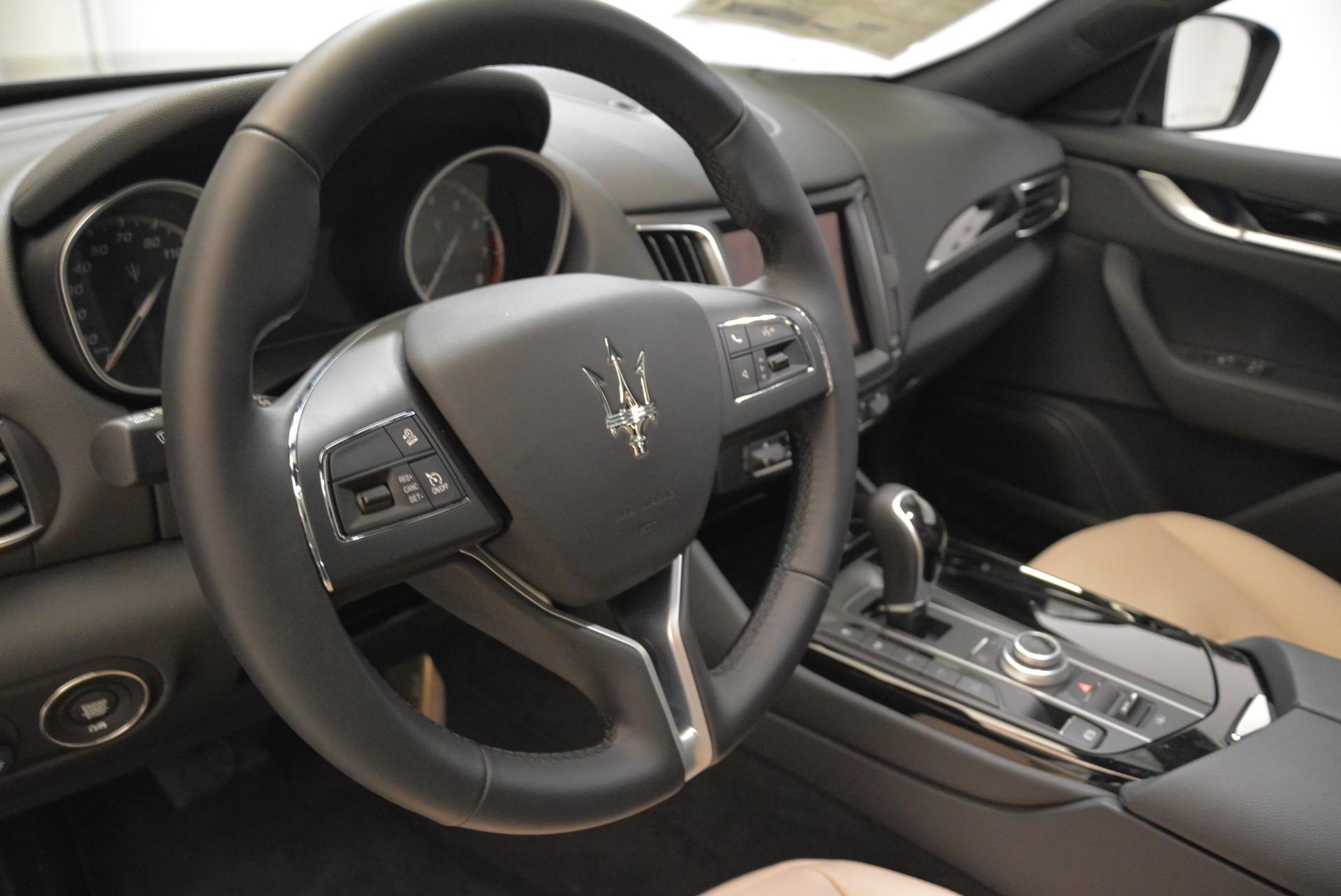New 2017 Maserati Levante Q4 For Sale In Westport, CT 1872_p16