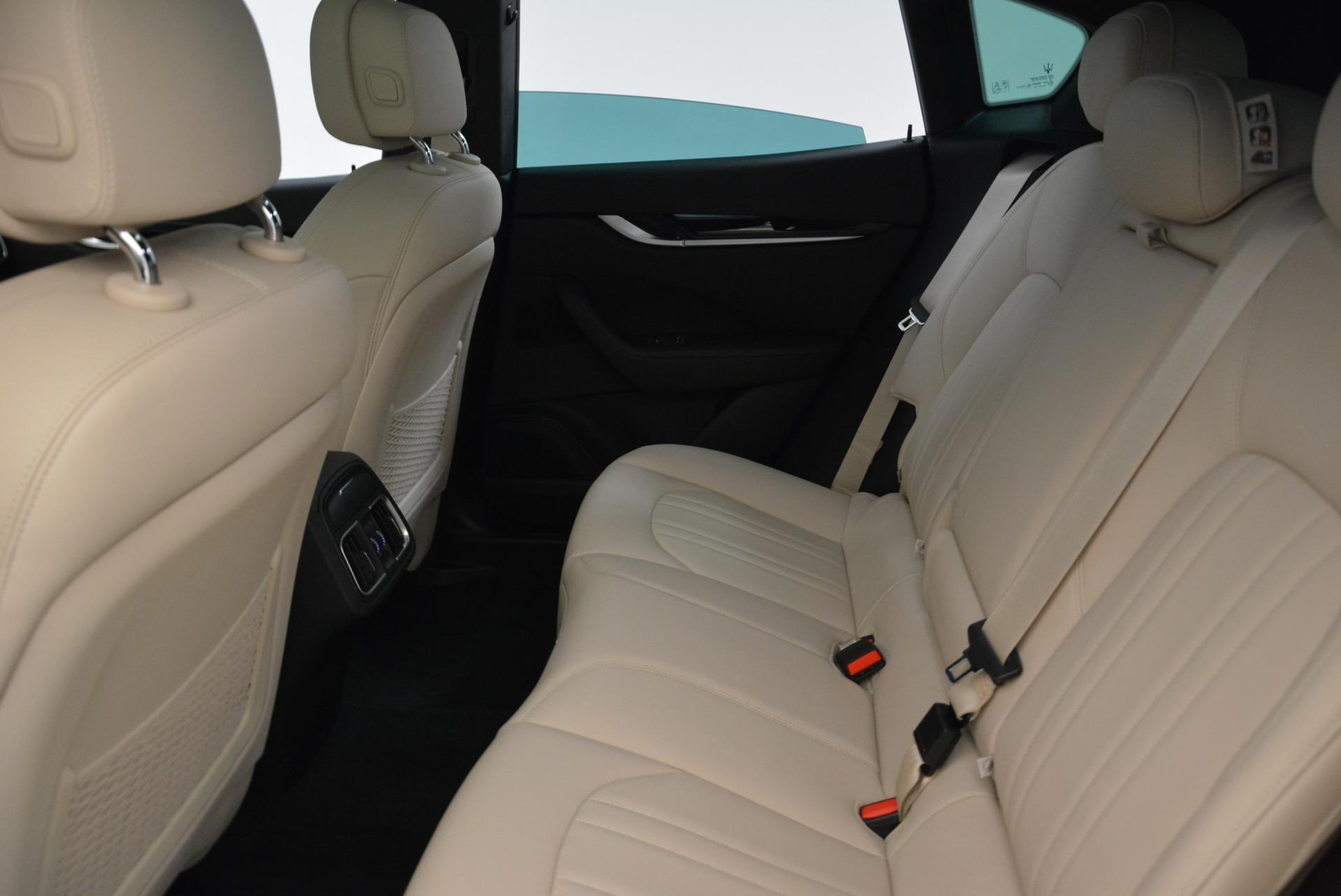 New 2017 Maserati Levante Q4 For Sale In Westport, CT 1872_p18