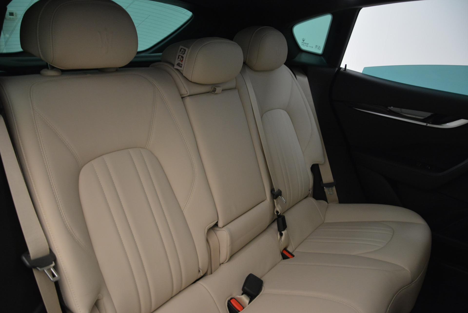 New 2017 Maserati Levante Q4 For Sale In Westport, CT 1872_p26