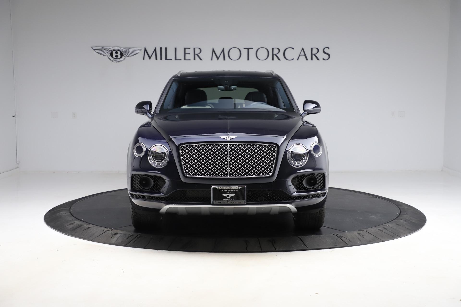 New 2018 Bentley Bentayga Signature For Sale In Westport, CT 1873_p13