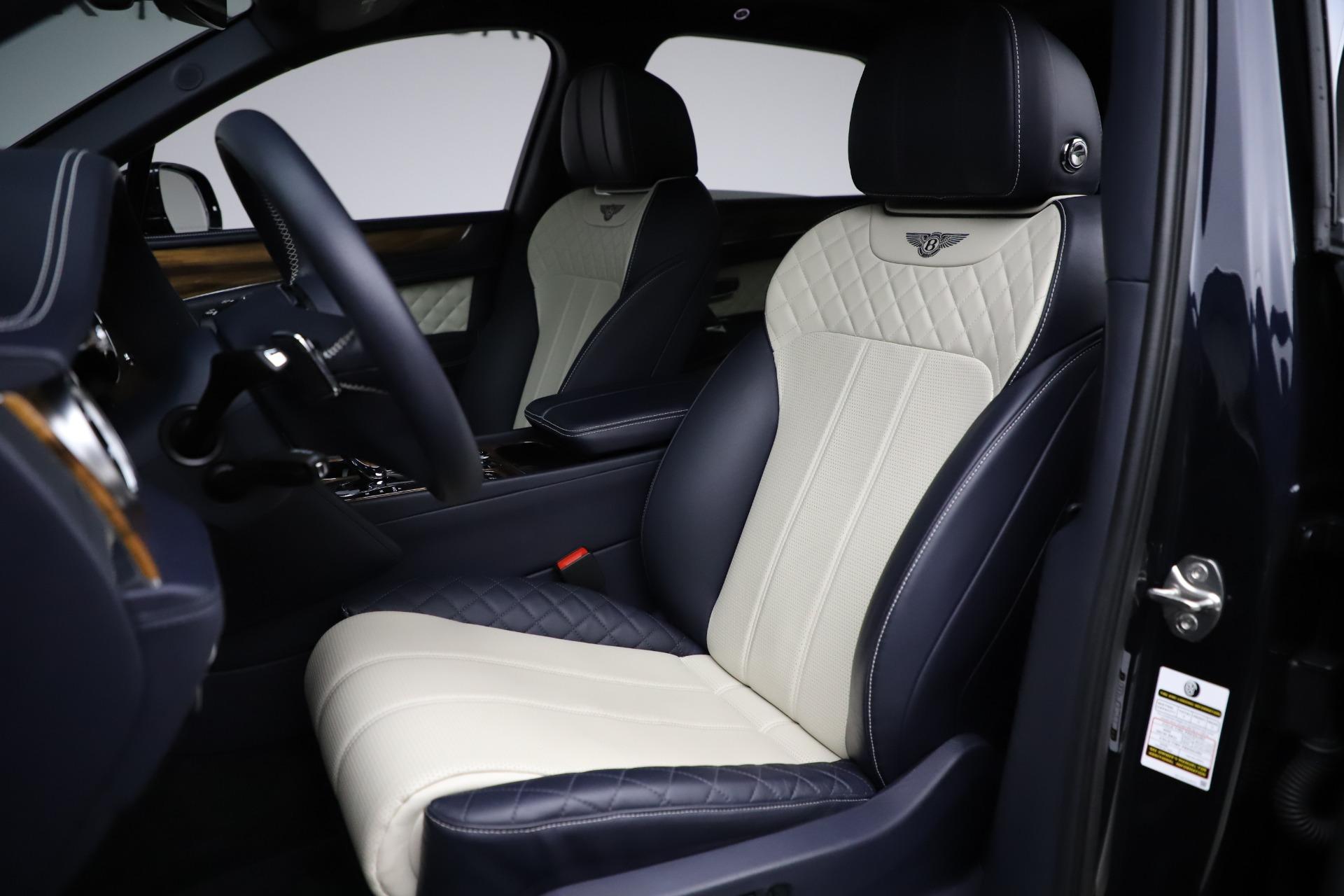 New 2018 Bentley Bentayga Signature For Sale In Westport, CT 1873_p20