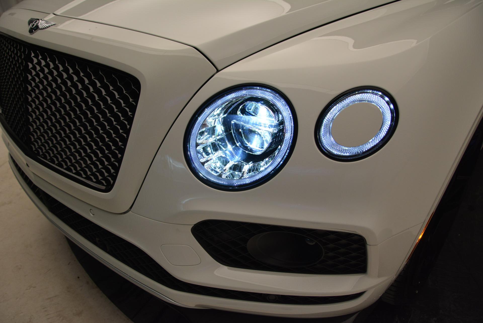 New 2018 Bentley Bentayga Black Edition For Sale In Westport, CT 1874_p16