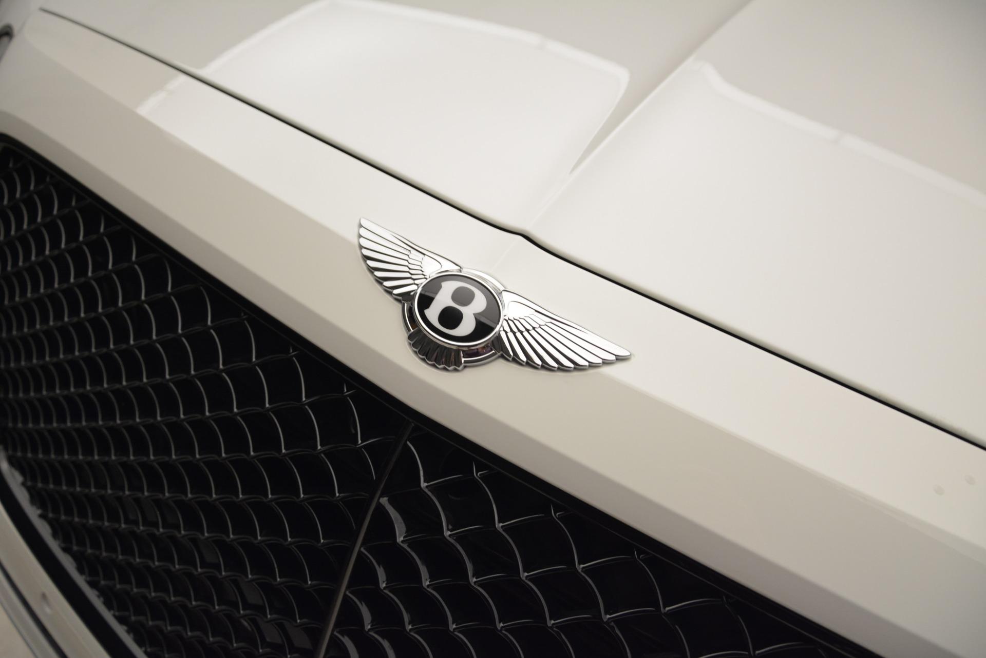 New 2018 Bentley Bentayga Black Edition For Sale In Westport, CT 1874_p18