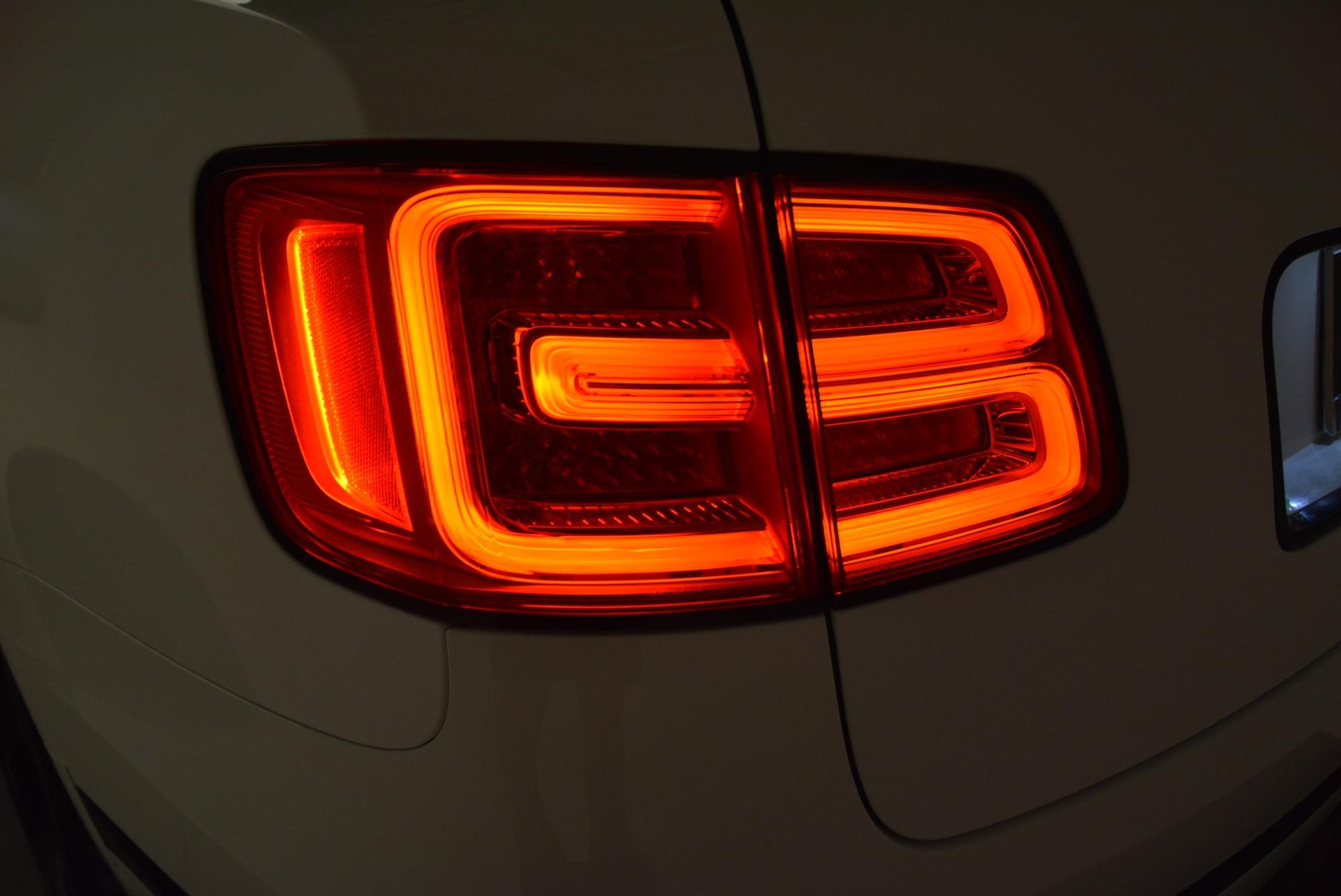 New 2018 Bentley Bentayga Black Edition For Sale In Westport, CT 1874_p21