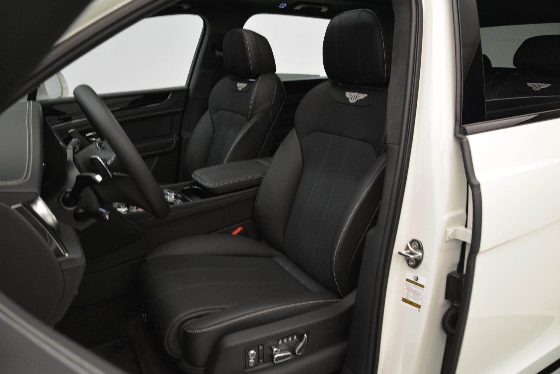 New 2018 Bentley Bentayga Black Edition For Sale In Westport, CT 1874_p30
