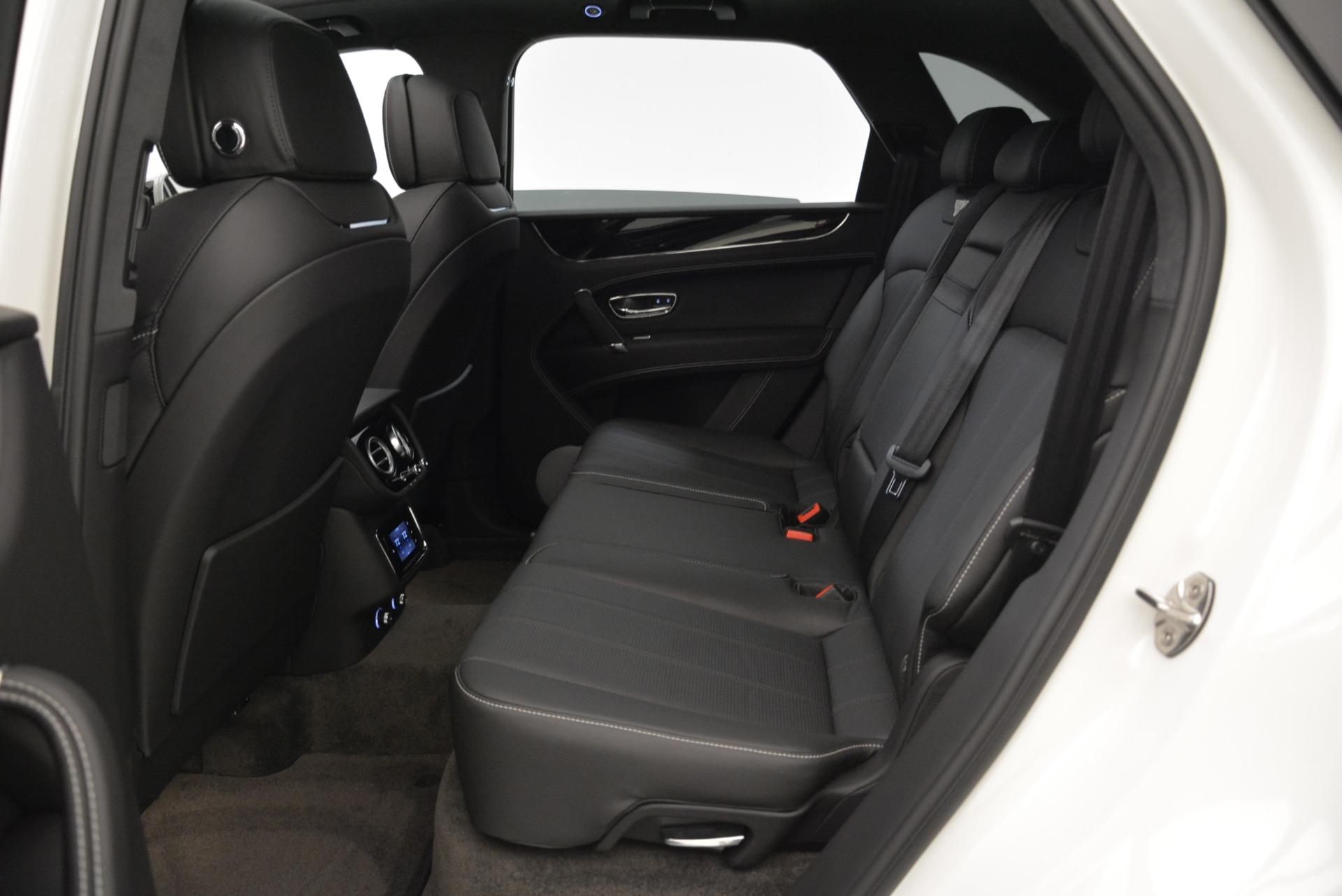New 2018 Bentley Bentayga Black Edition For Sale In Westport, CT 1874_p34